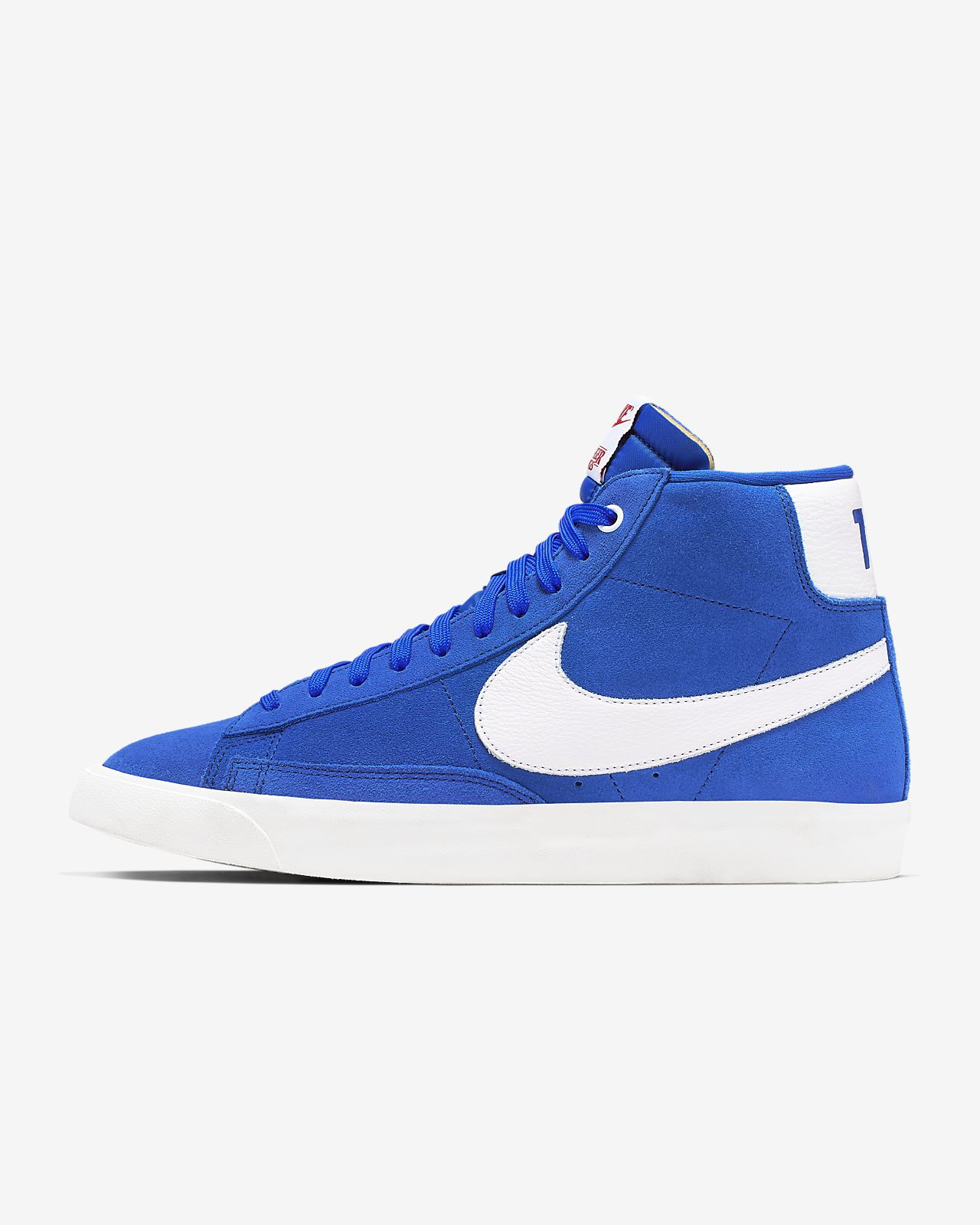 matriz Para llevar más  Nike x Stranger Things Blazer Mid (4th of July) Men's Shoe. Nike MY