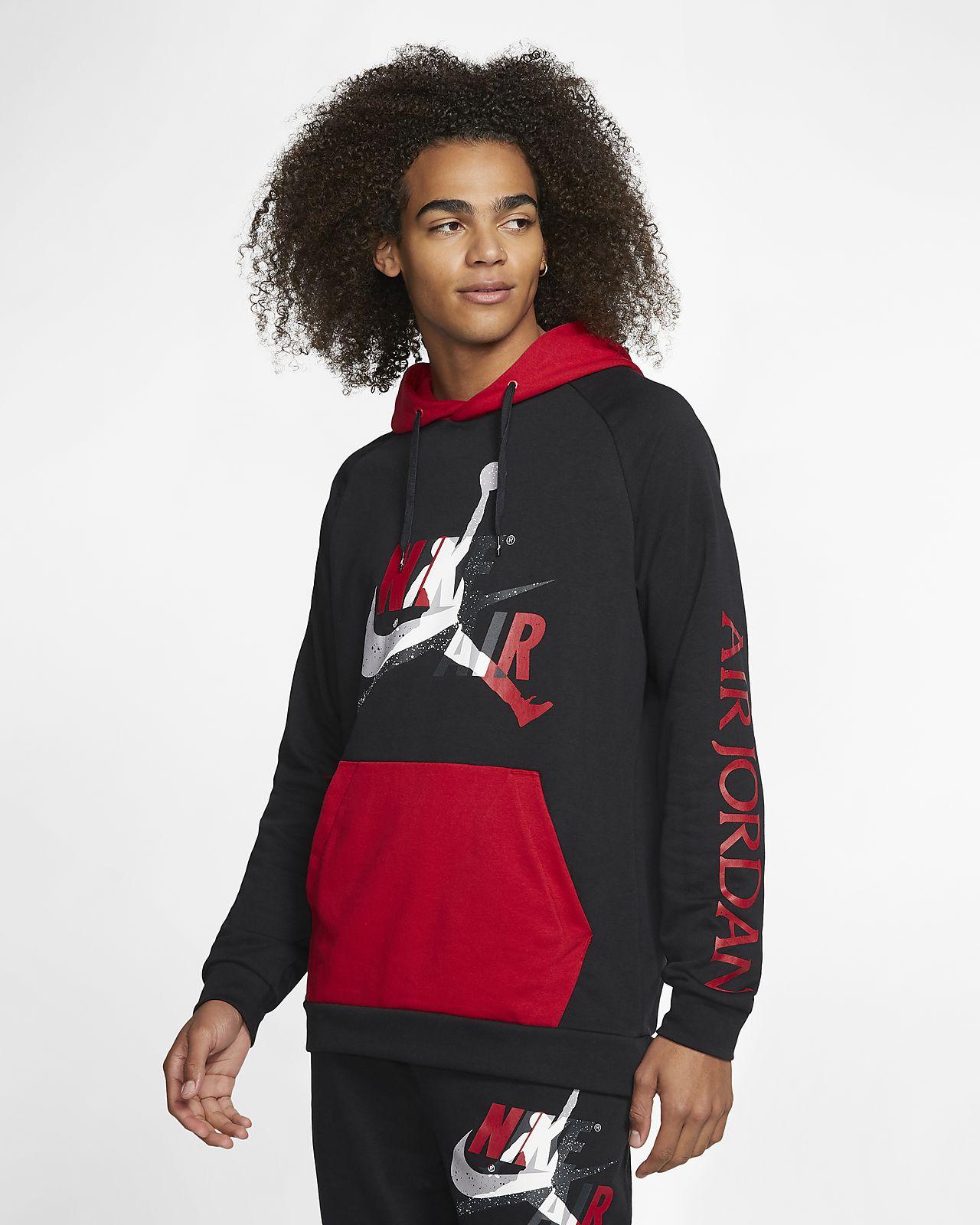 เสื้อฟลีซแบบสวมน้ำหนักเบาผู้ชาย Jordan Jumpman Classics