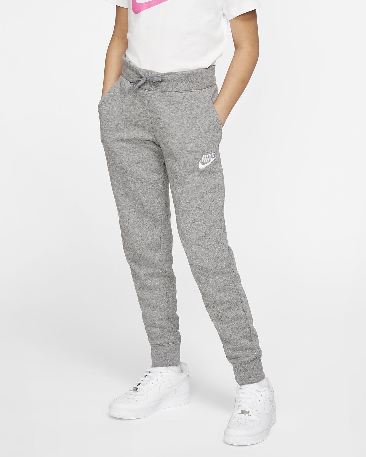 Kalhoty Nike Sportswear pro větší děti (dívky)