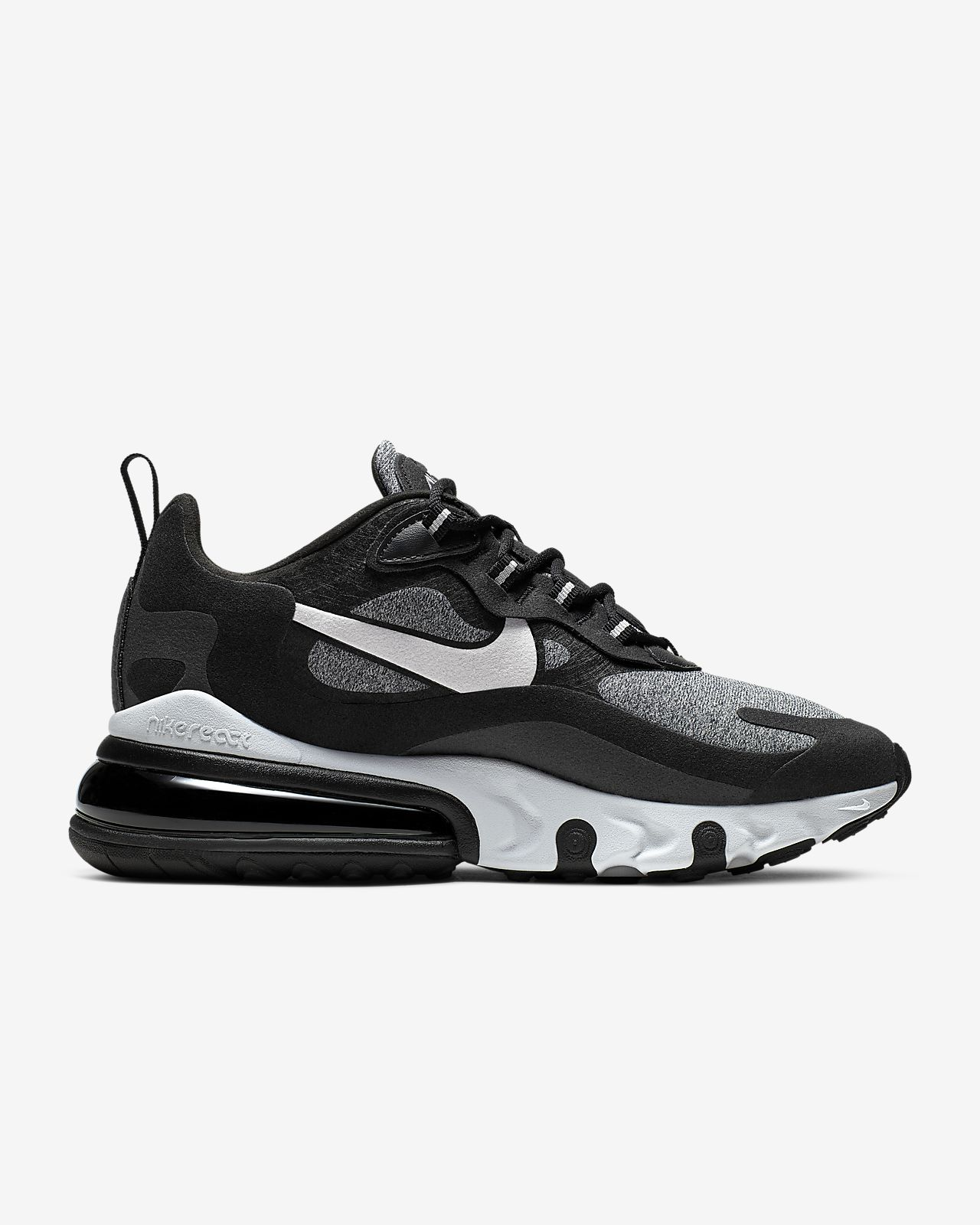 Nike WMNS Air Max 270 React vast grey vast grey