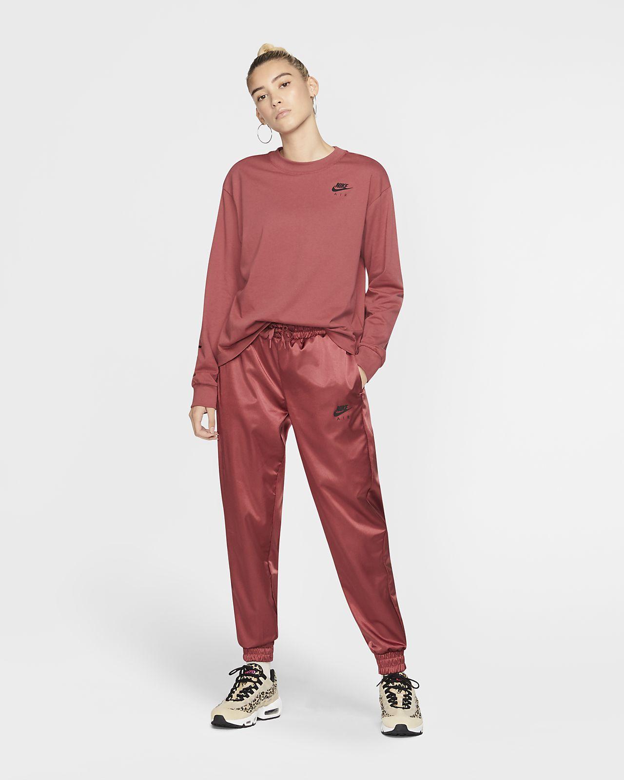 Nike Sportswear Air Damska koszulka z długim rękawem BV5175