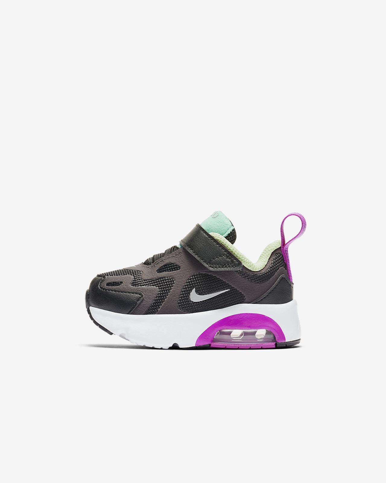 Nike Preschool Air Max 95 (Black   Pink Blast   Gunsmoke   White)