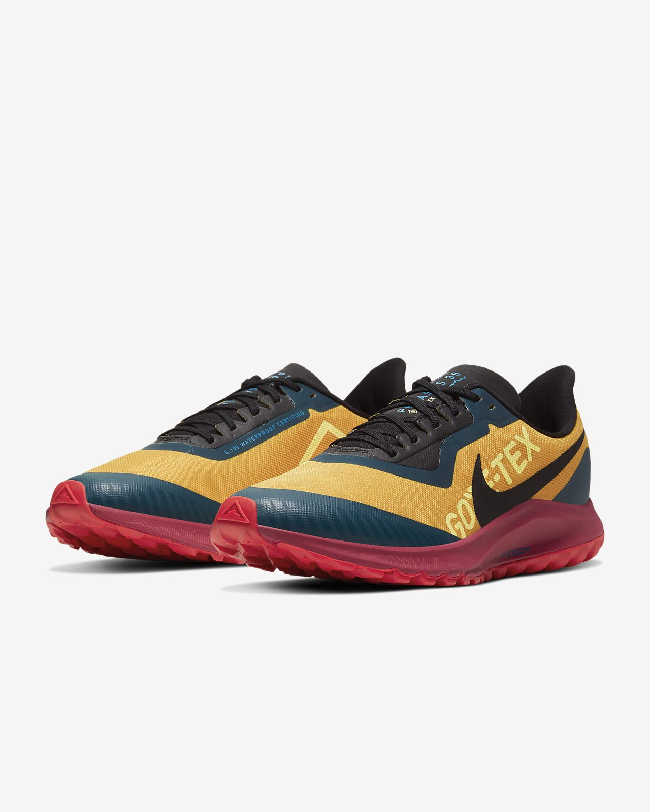 Chaussures de trail running femme Zoom Pegasus 36 Trail Gore