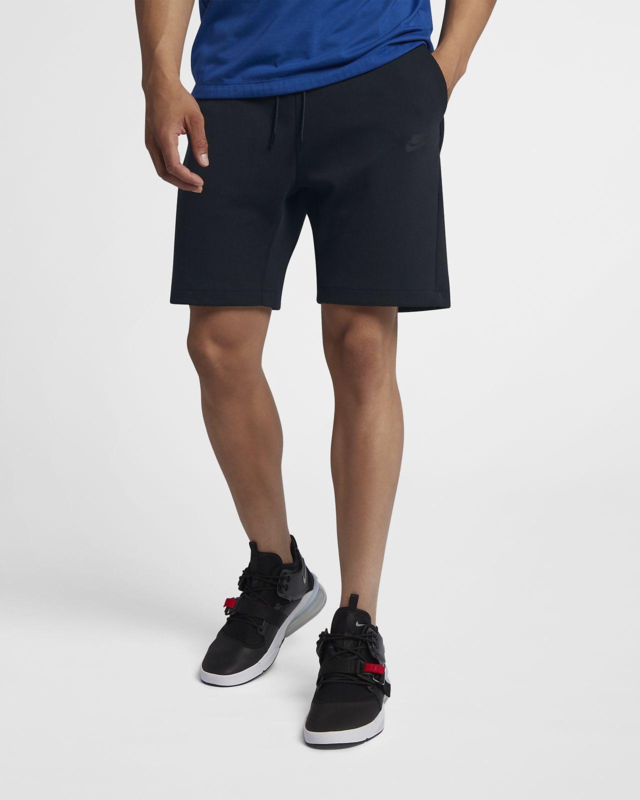 Spodenki męskie Nike Sportswear Tech Fleece