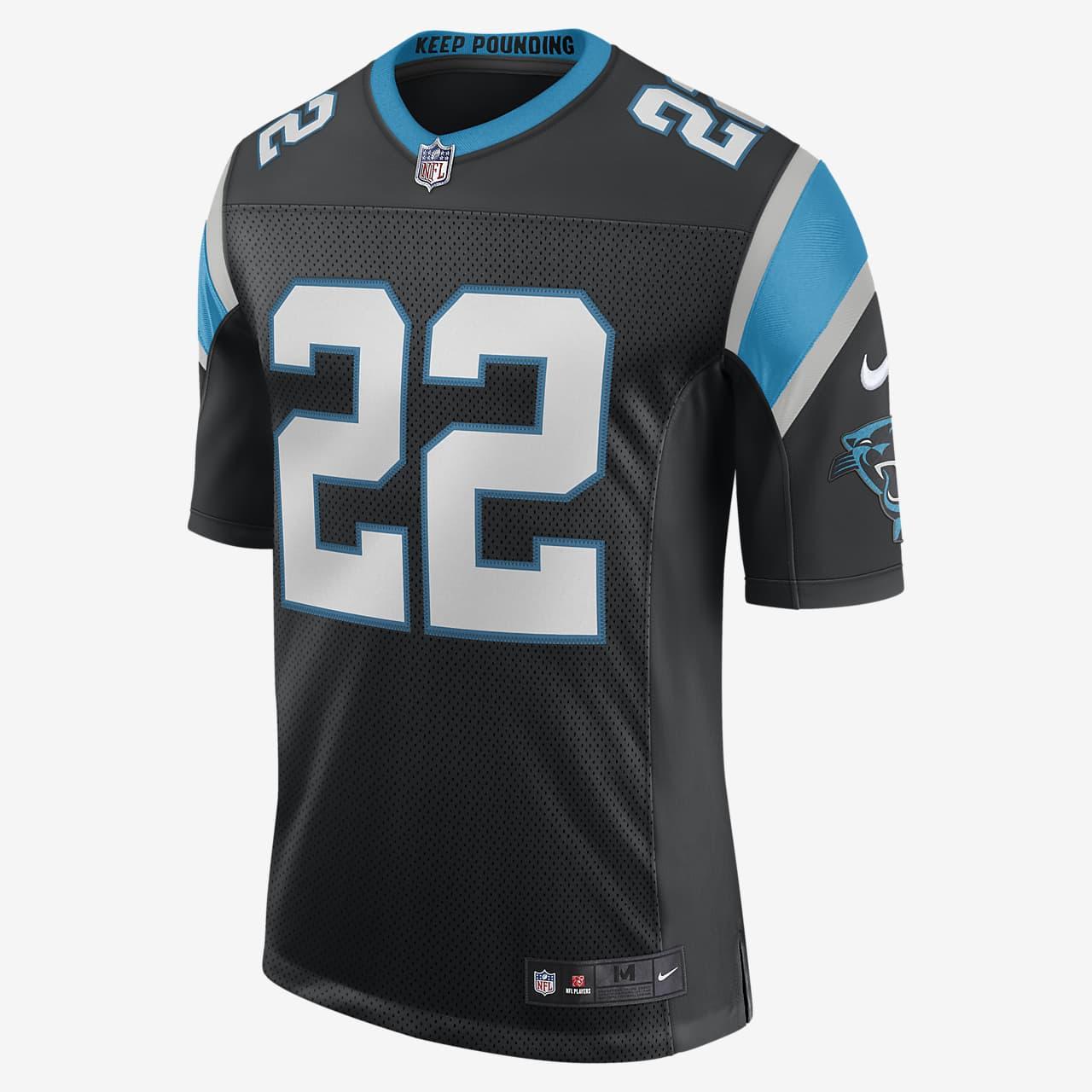 NFL Carolina Panthers Limited (Christian McCaffrey) Men's Football Jersey