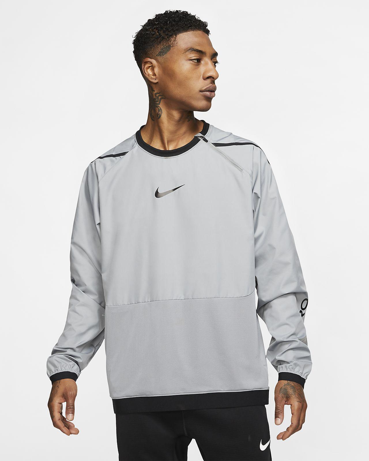 Camisola de manga comprida Nike Pro para homem