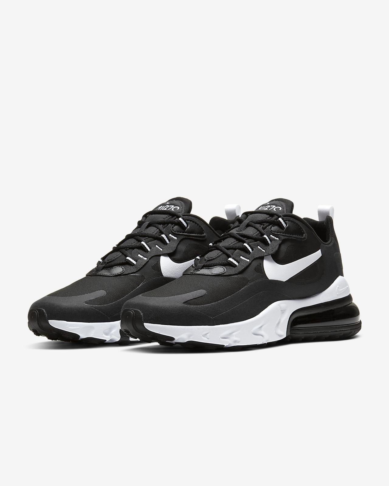 Nike Air Max 270 React BlackWhite (CI3866 004)