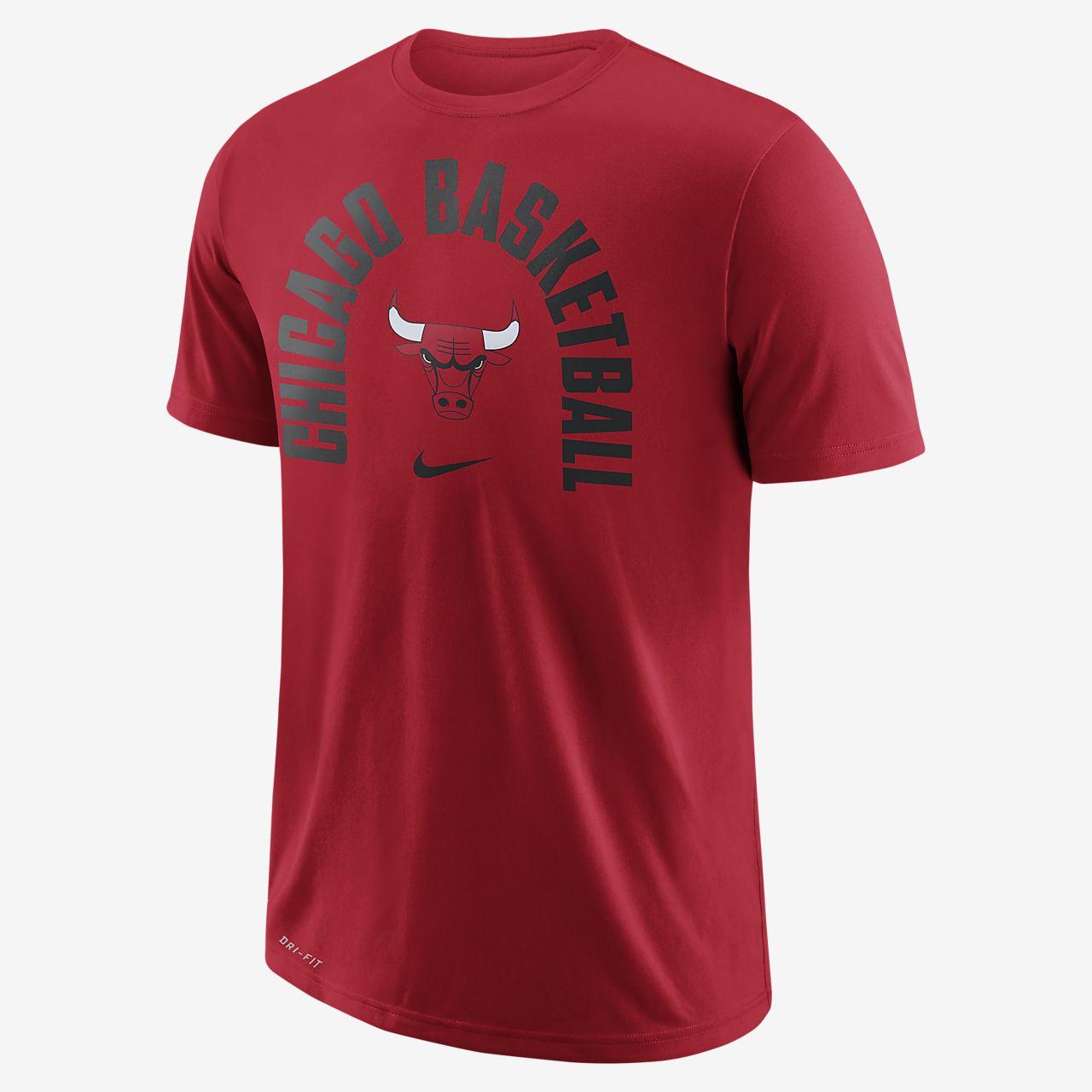 Chicago Bulls Nike Dry Men's NBA T-Shirt