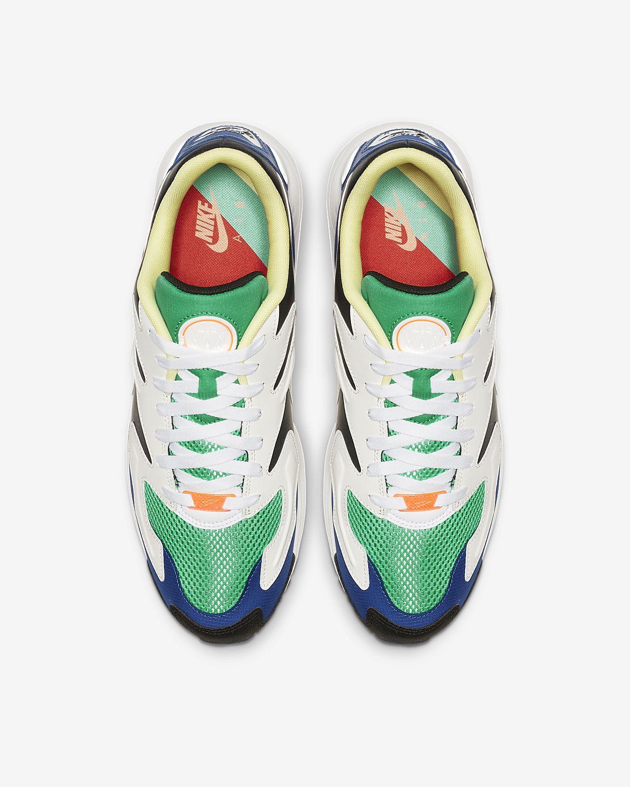 Nike Air Max 2 Light Svart Vit 40 46