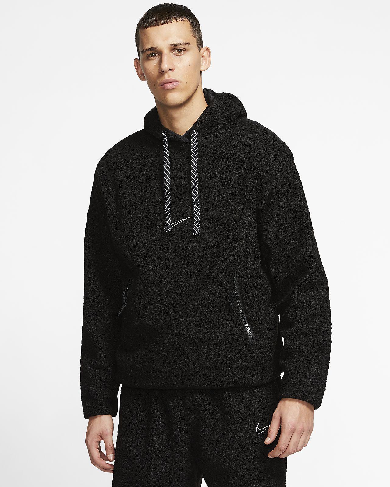 Sweat à capuche de basketball confortable Nike pour Homme