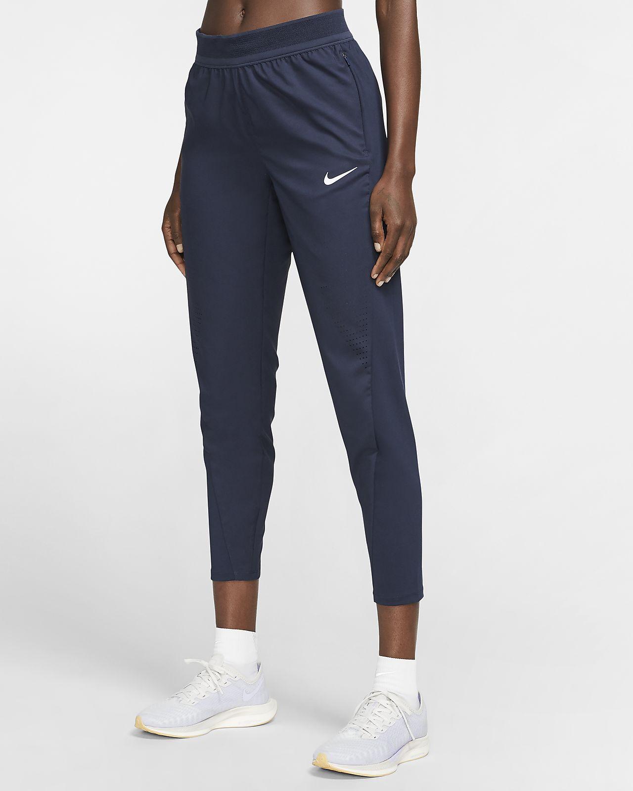 pantaloni running nike donna