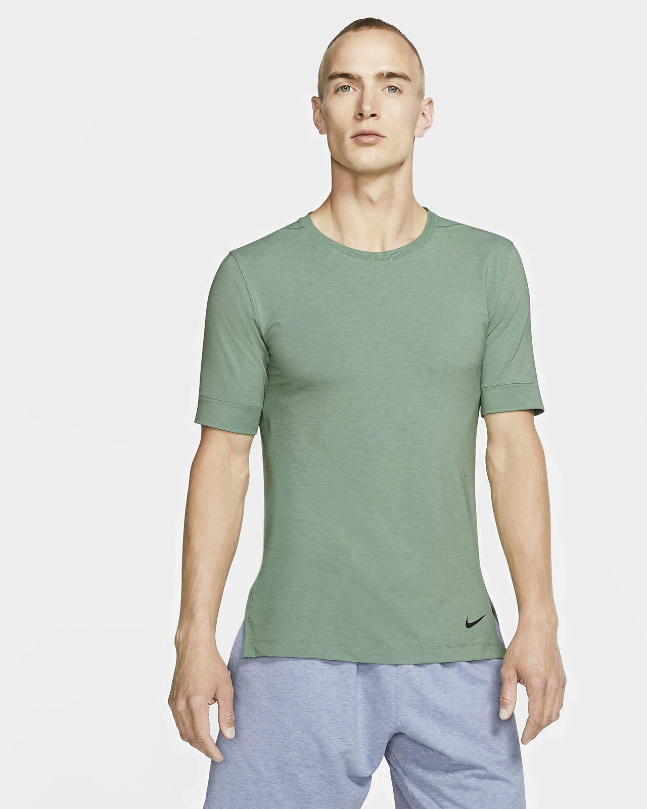 nike yoga shirt