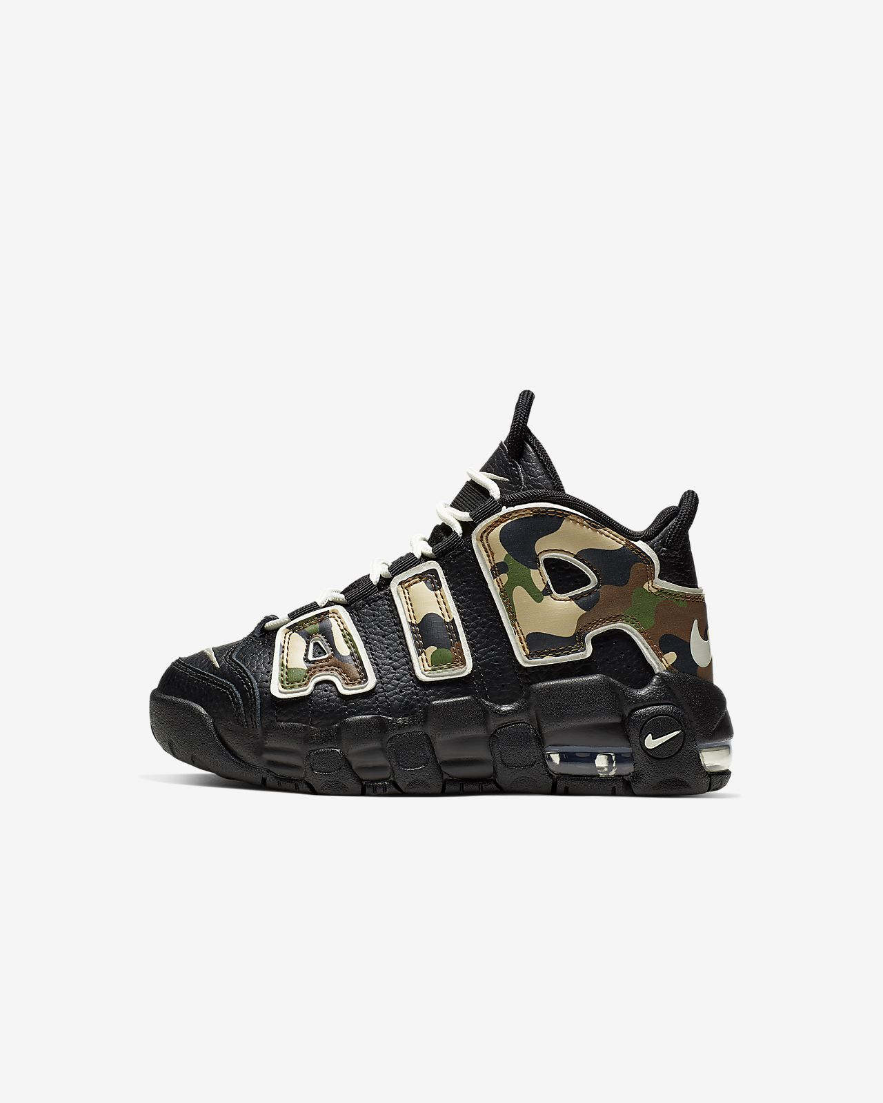 Nike Air More Uptempo QS (PS) 幼童运动童鞋