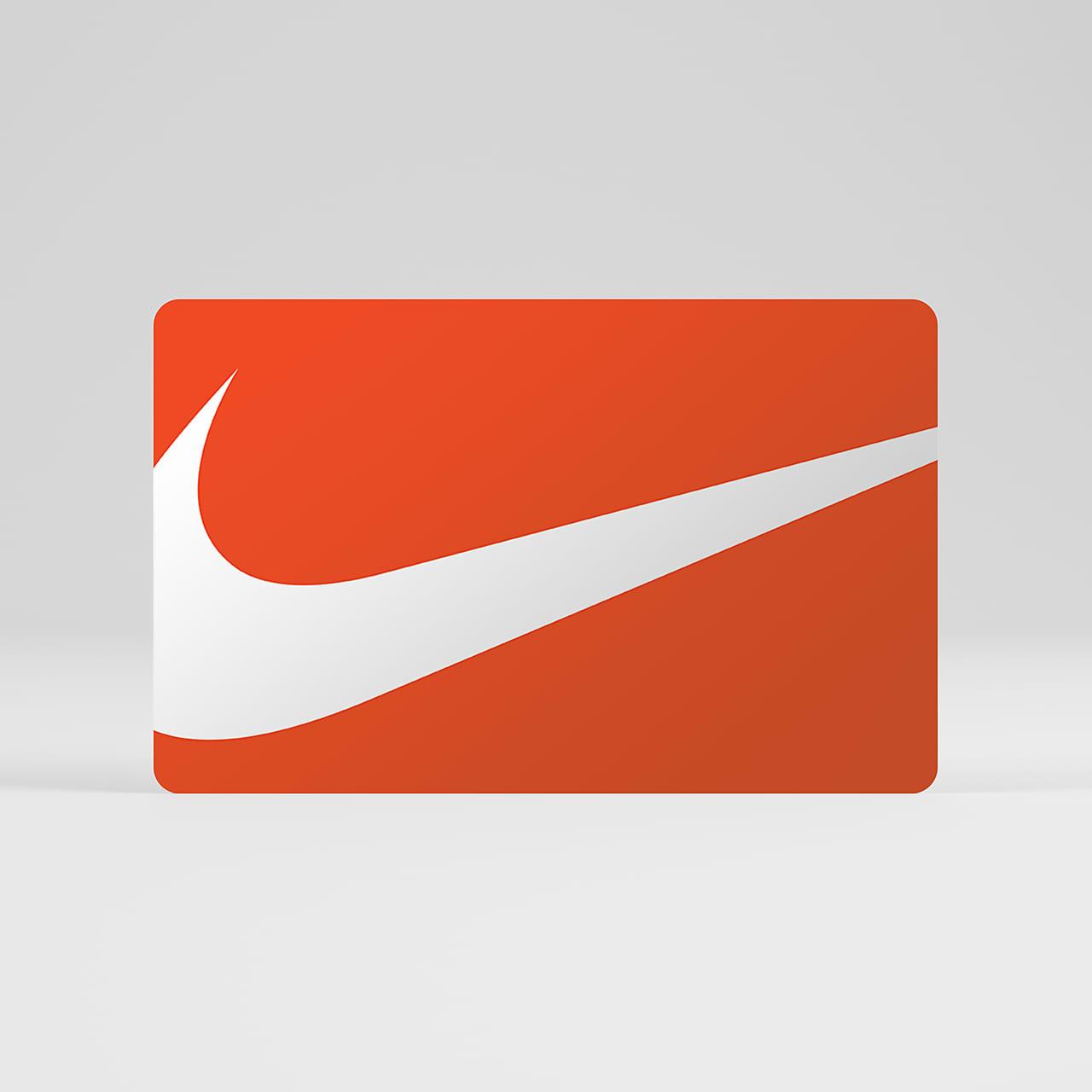 Nike Digital Gift Card Emailed in 2