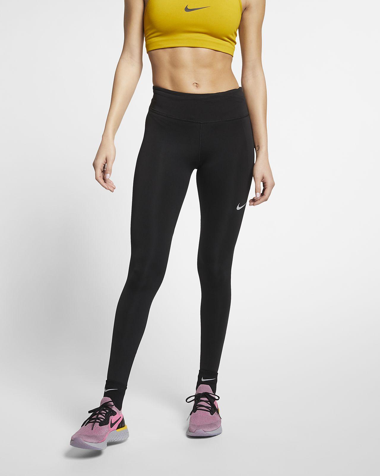 Nike Fast-løbetights til kvinder