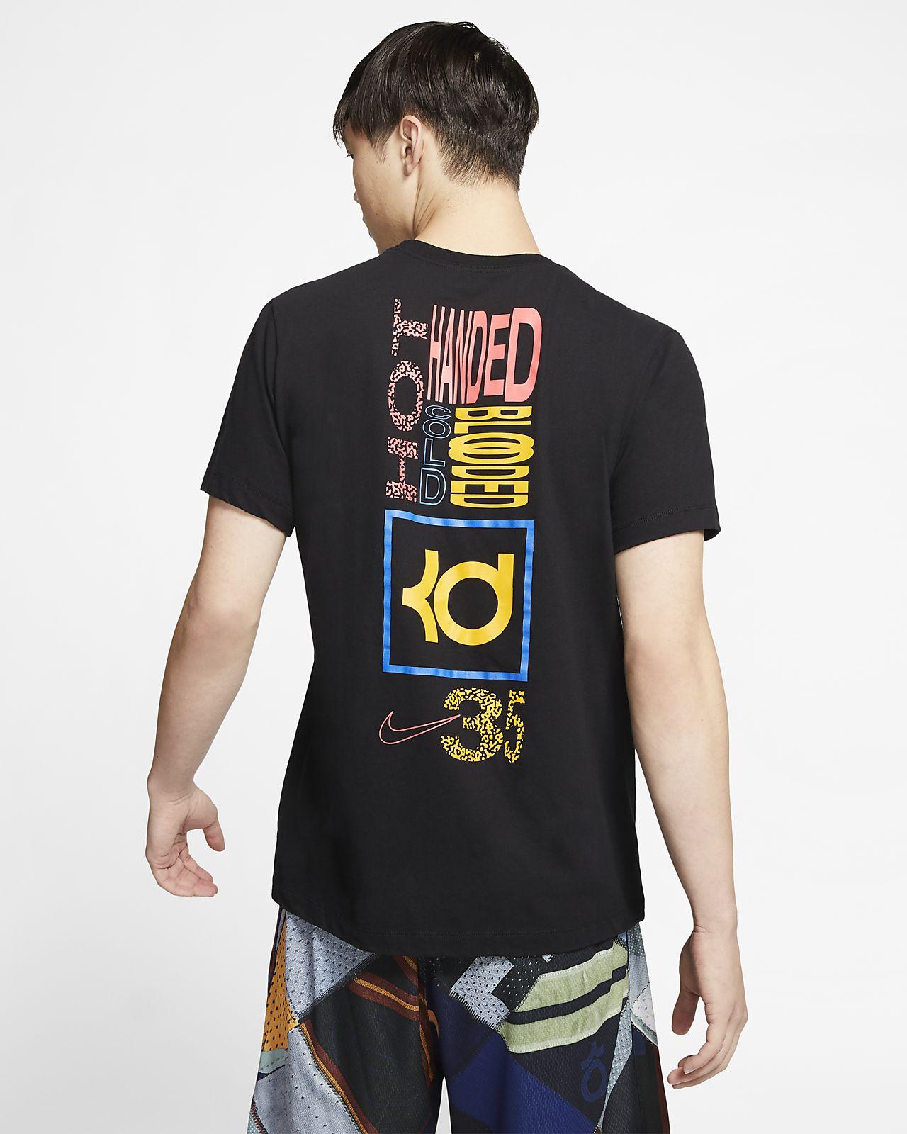 KD T Shirt Nike Dri-FIT KD Men's Basketball T-Shirt. Nike ID