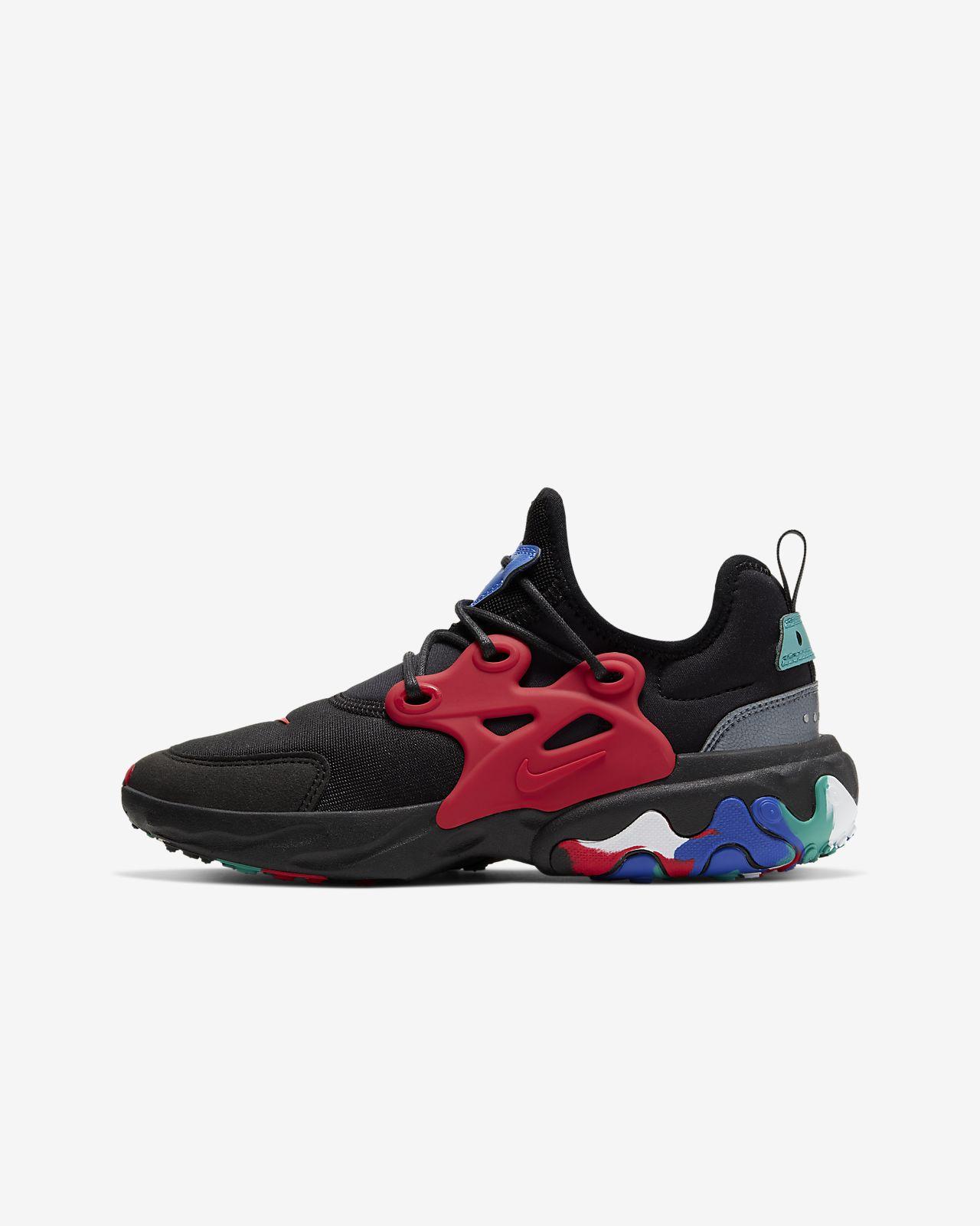 Nike React Presto MC Big Kids' Shoe