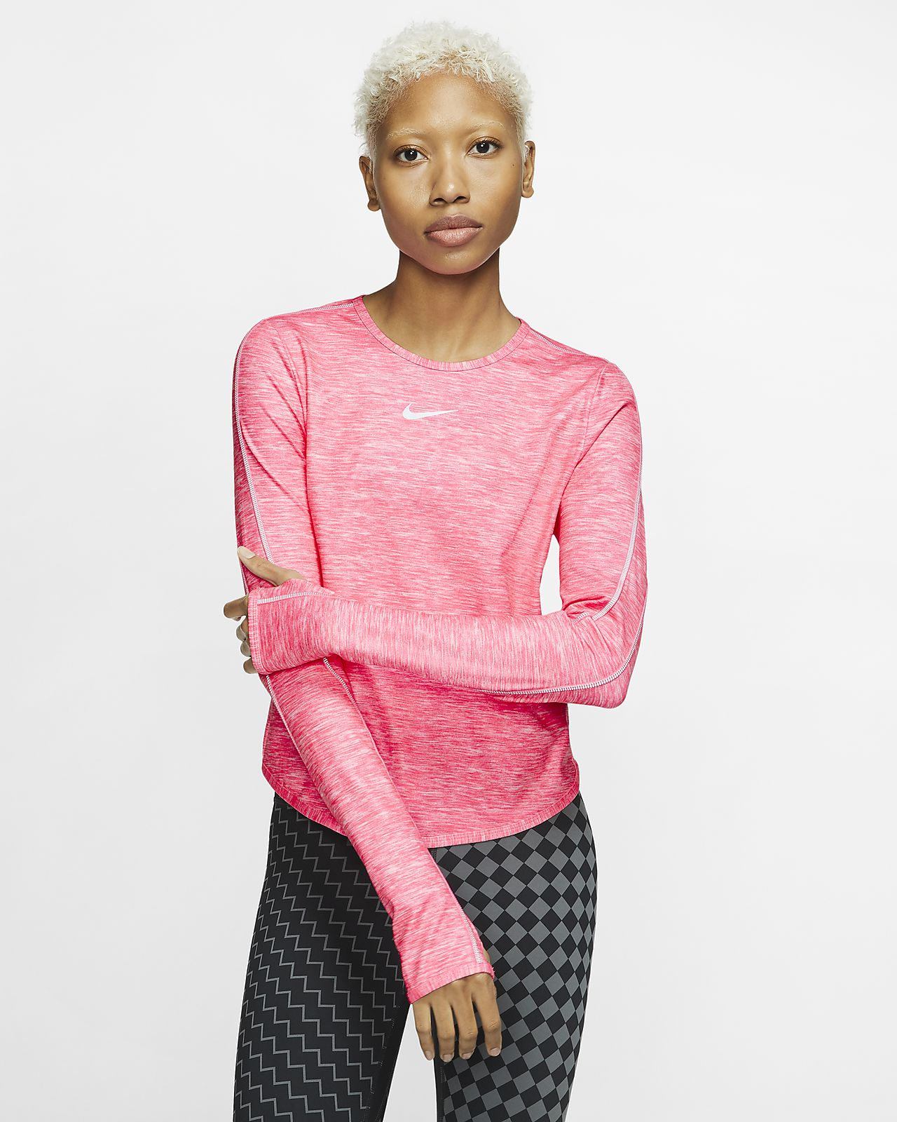 Nike Women's Long-Sleeve Running Top