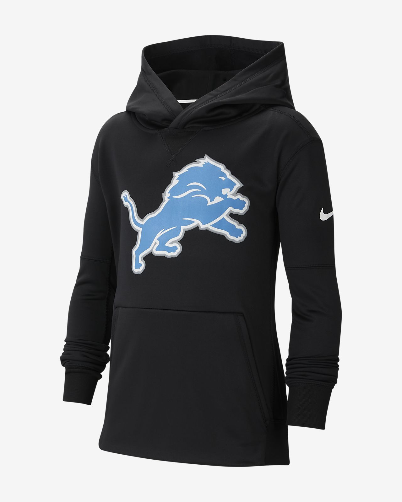 Nike (NFL Lions) Big Kids' Logo Hoodie