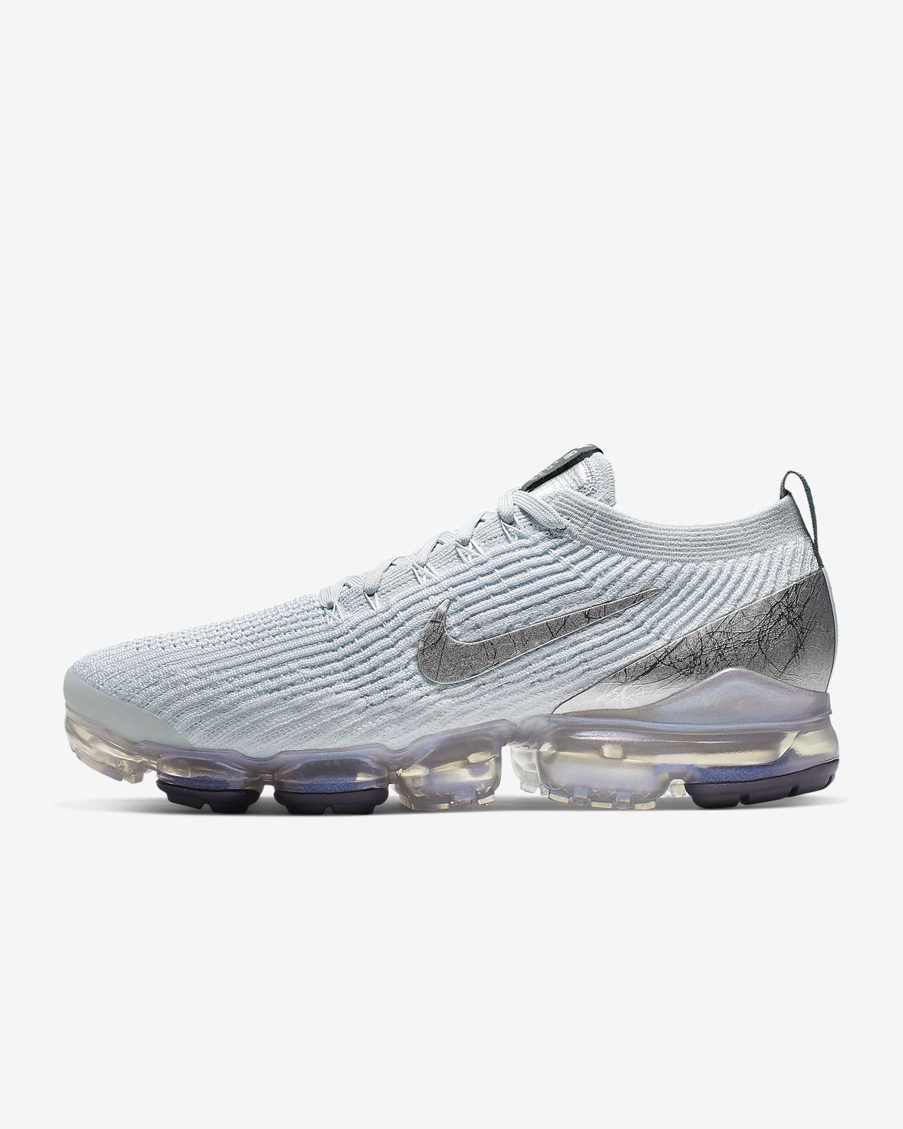 Nike Air Vapormax Flyknit 3 White Mens Shoes