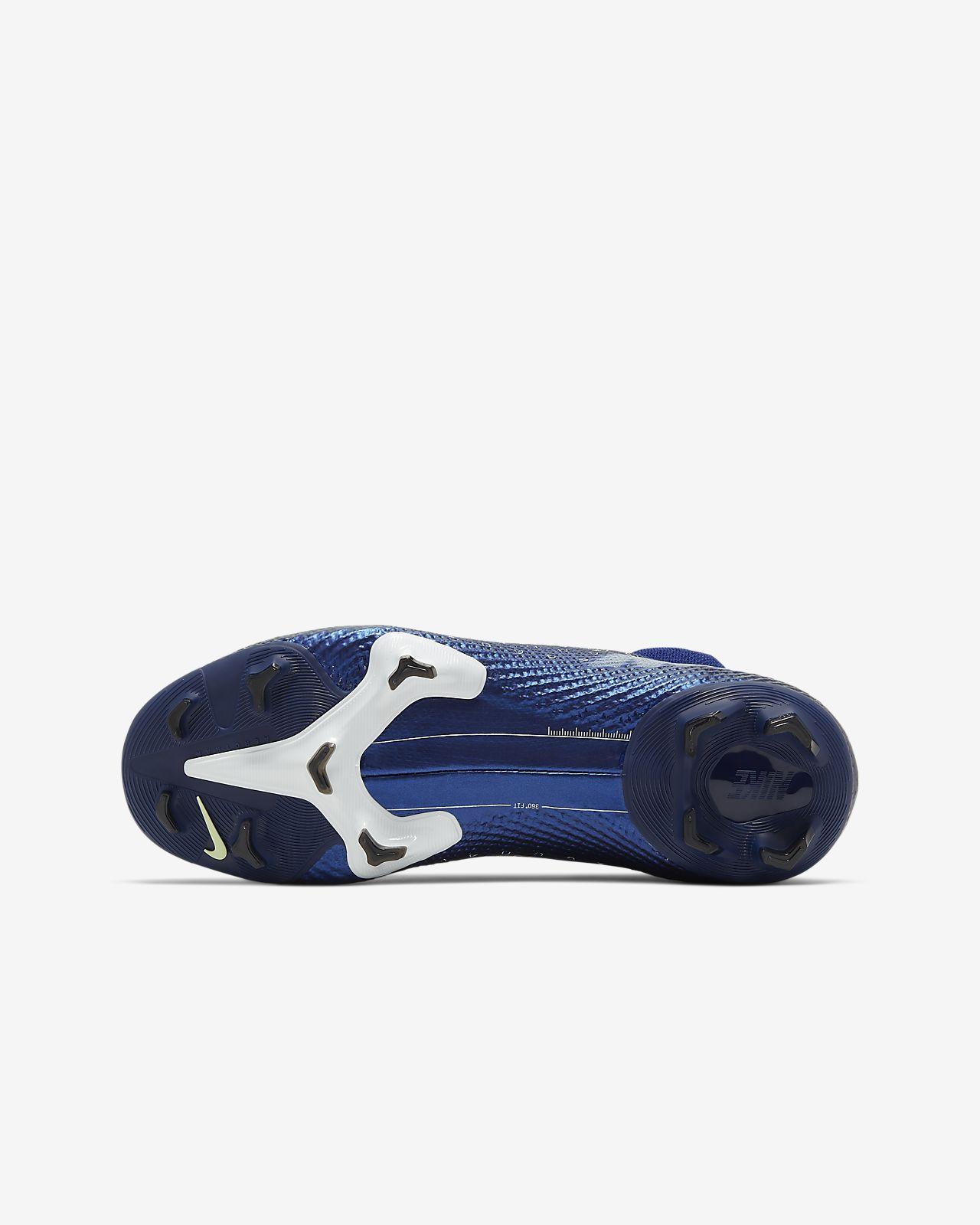 Nike Jr. Mercurial Superfly 7 Elite MDS FG fotballsko til gress til store barn