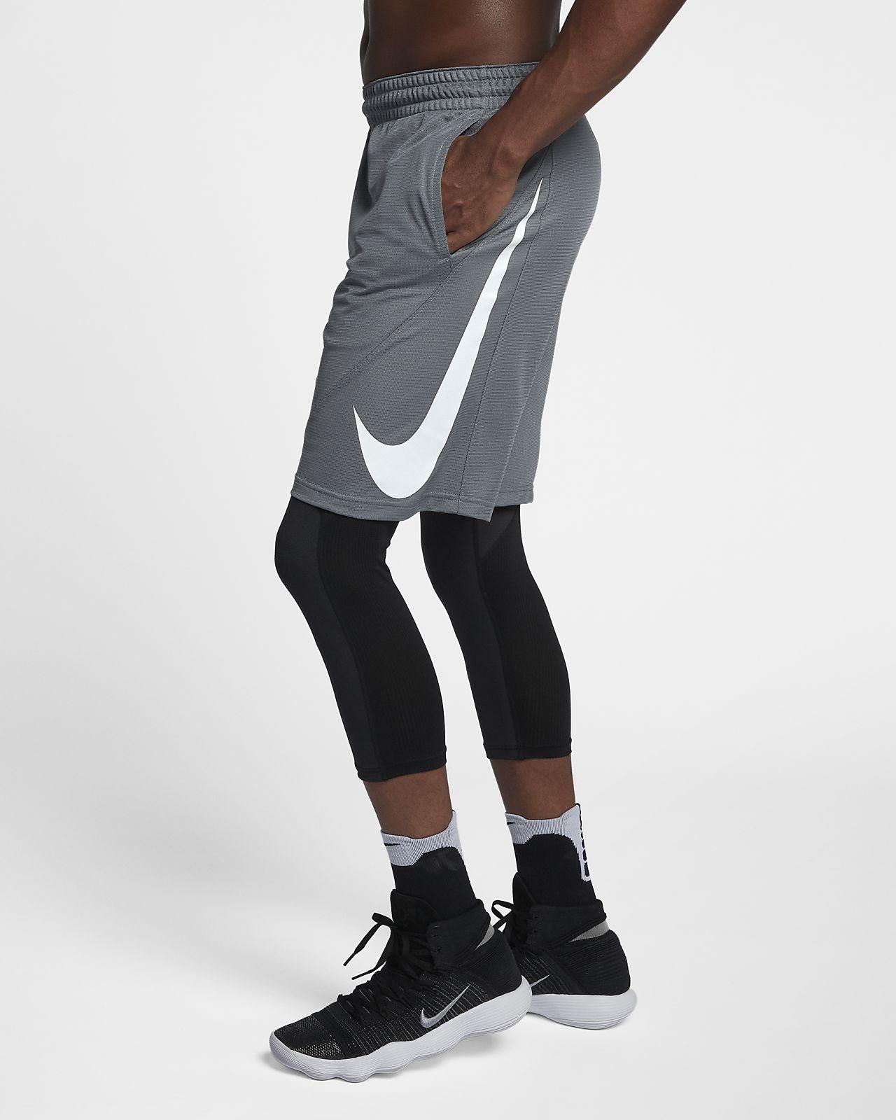leggings basket uomo nike