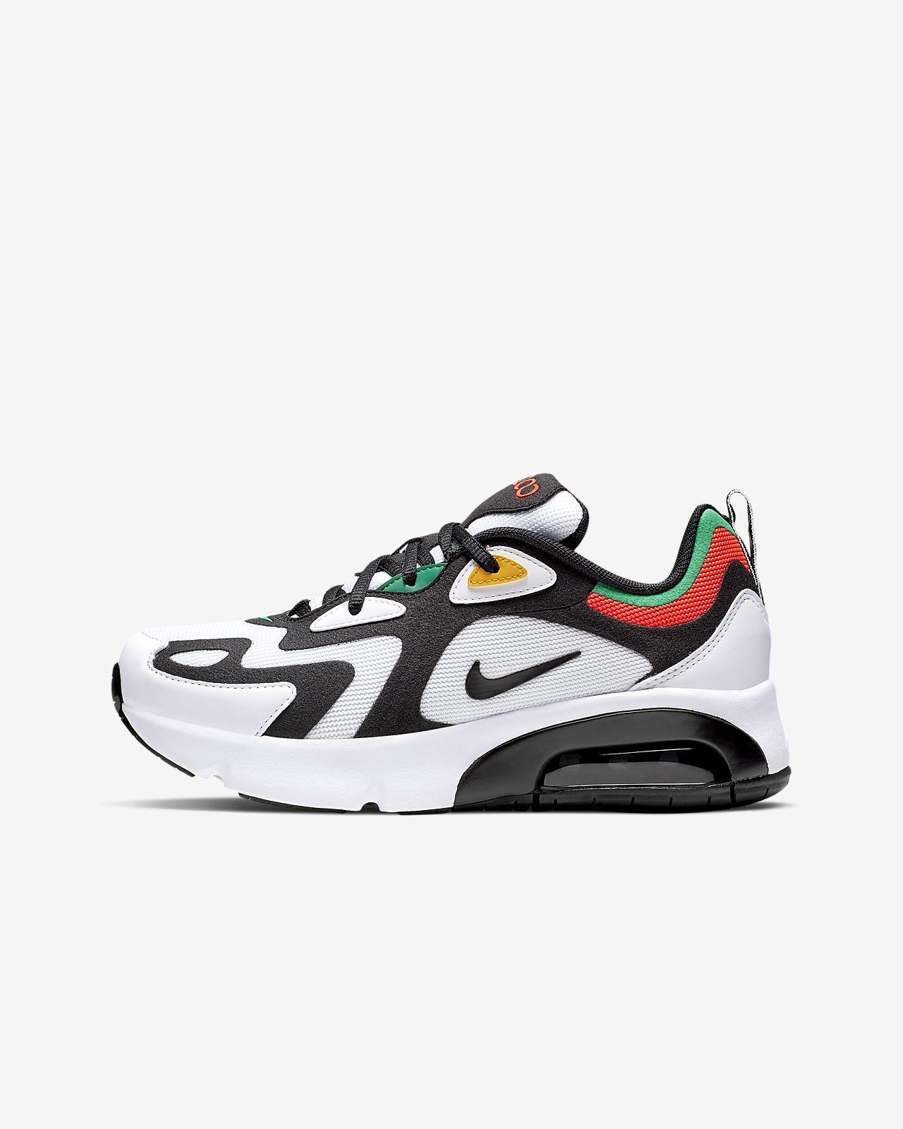 scarpe da ragazzo nike air max