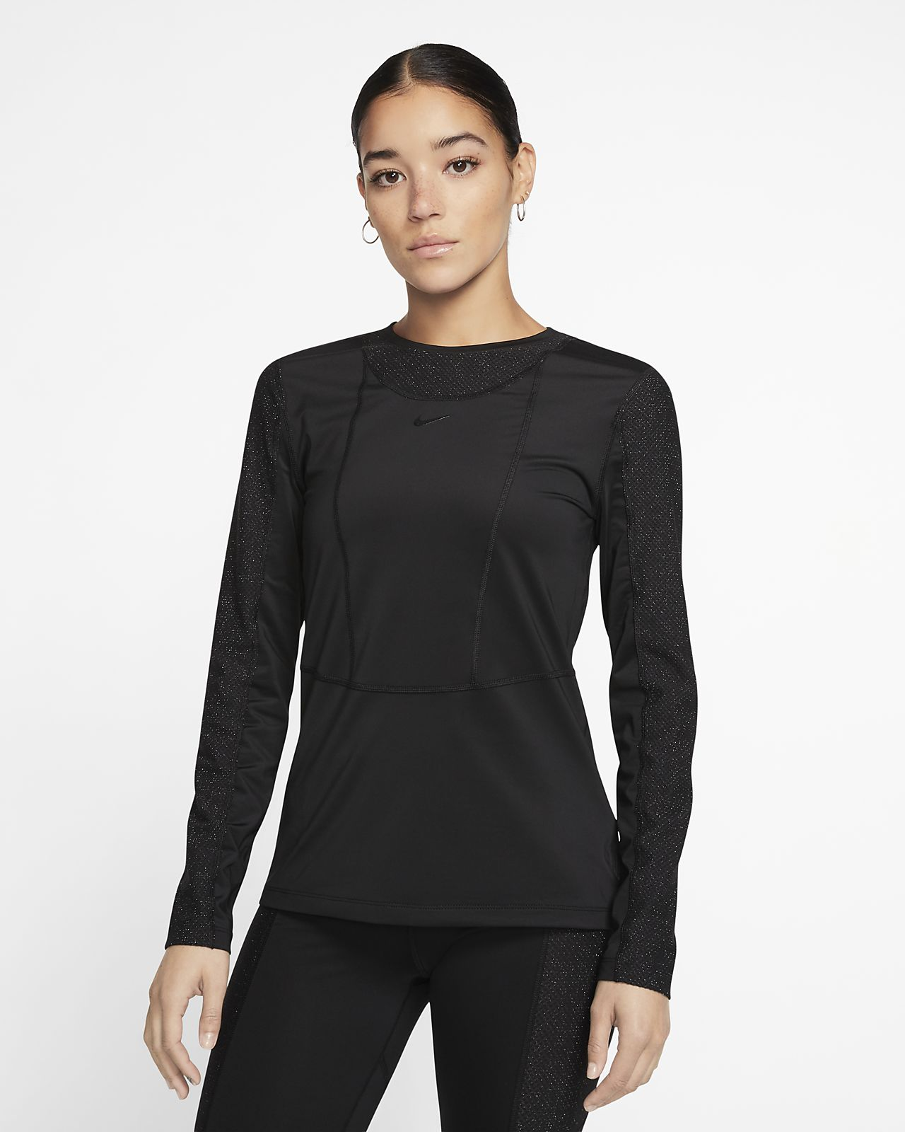 Nike Pro Warm Women's Long-Sleeve Top