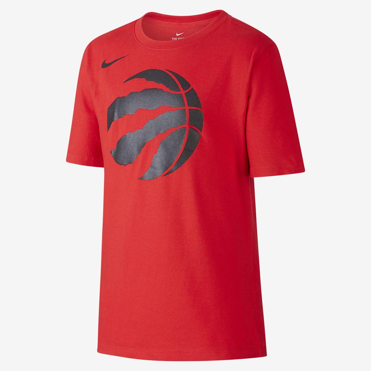 Tee-shirt NBA Toronto Raptors Nike Dry pour Garçon plus âgé