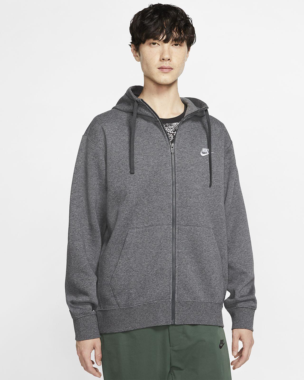 Sportswear Club Fleece Nike Felpa Uomo