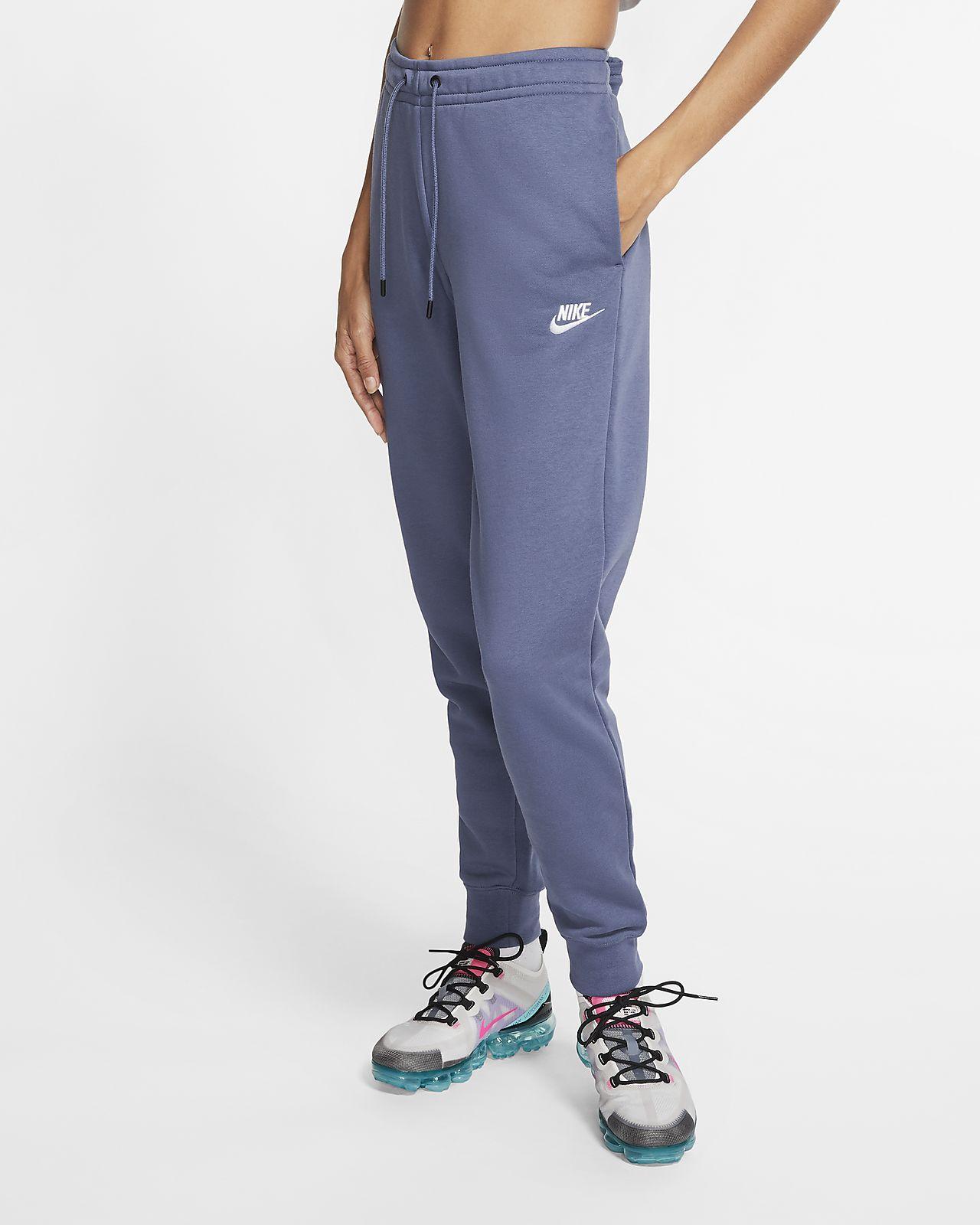nike sportswear essential women's fleece pants nike