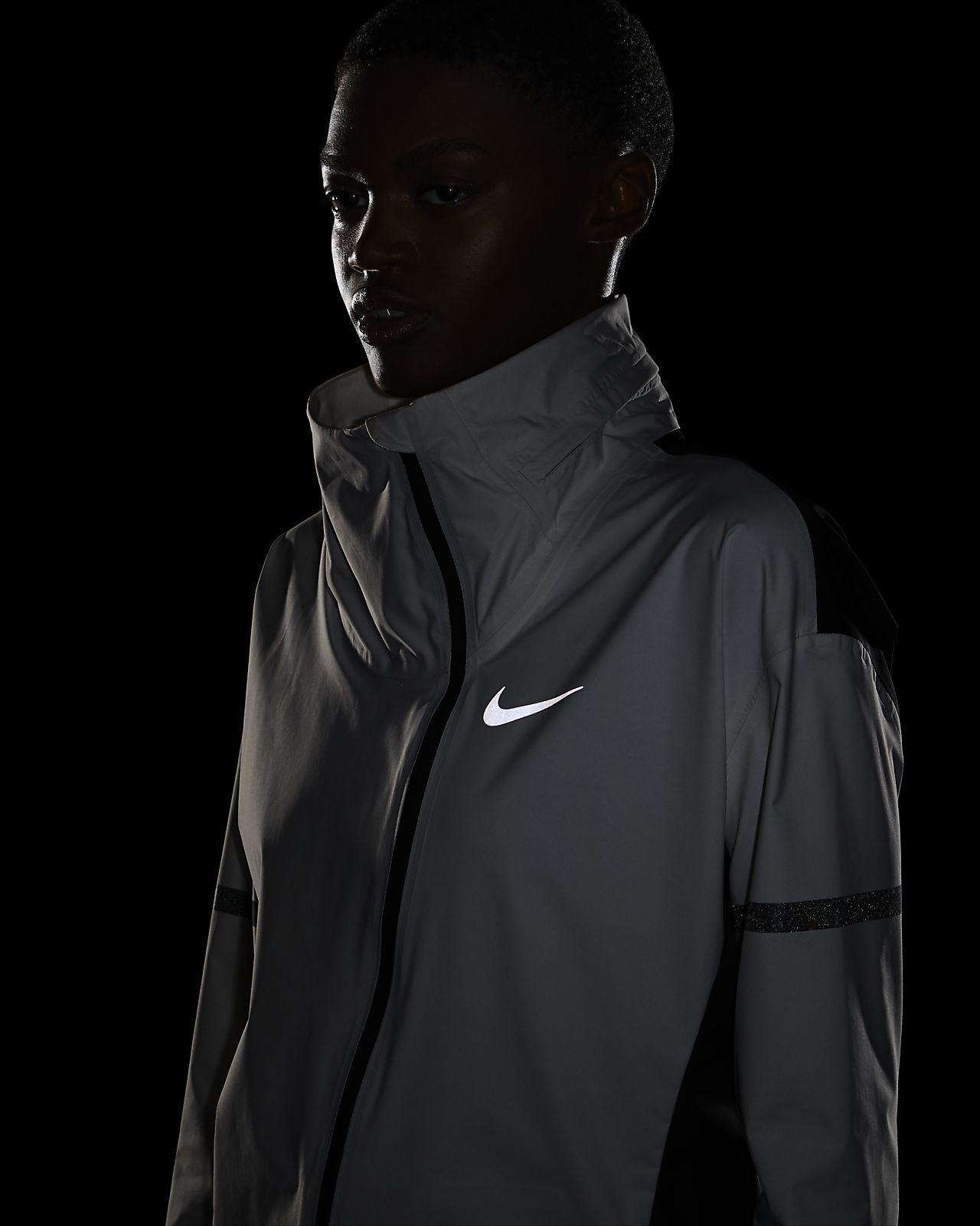 Veste Nike AeroShield NoirNoir réfléchissantNoir
