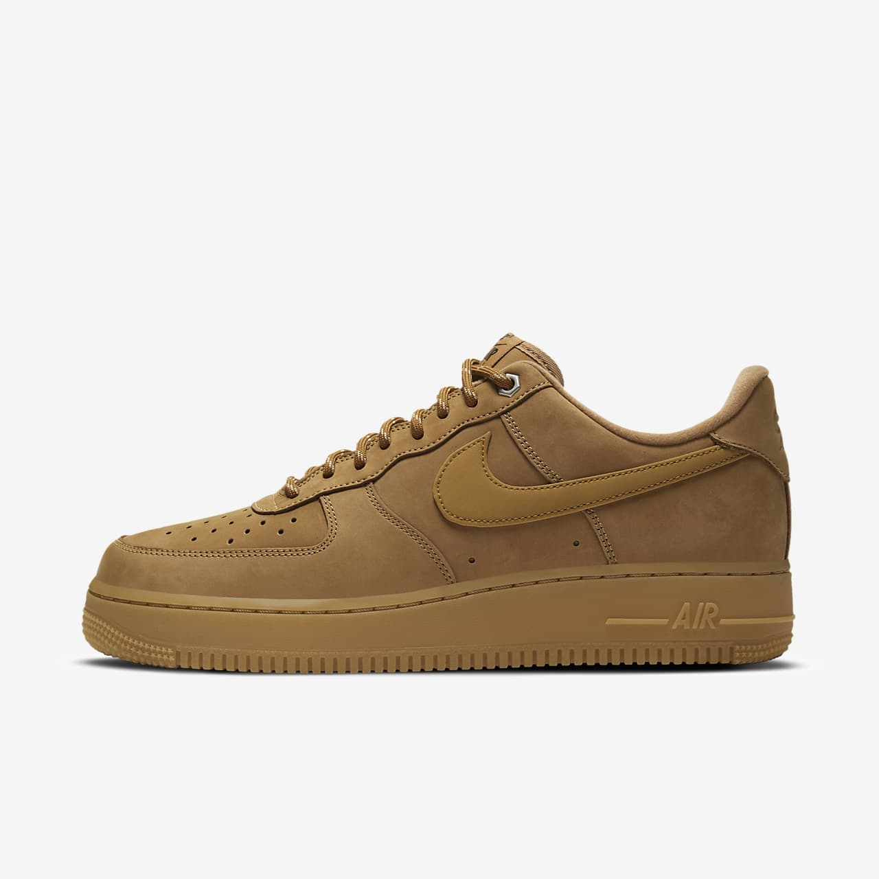 Nike Air Force 1 High Flax | With Sneaker