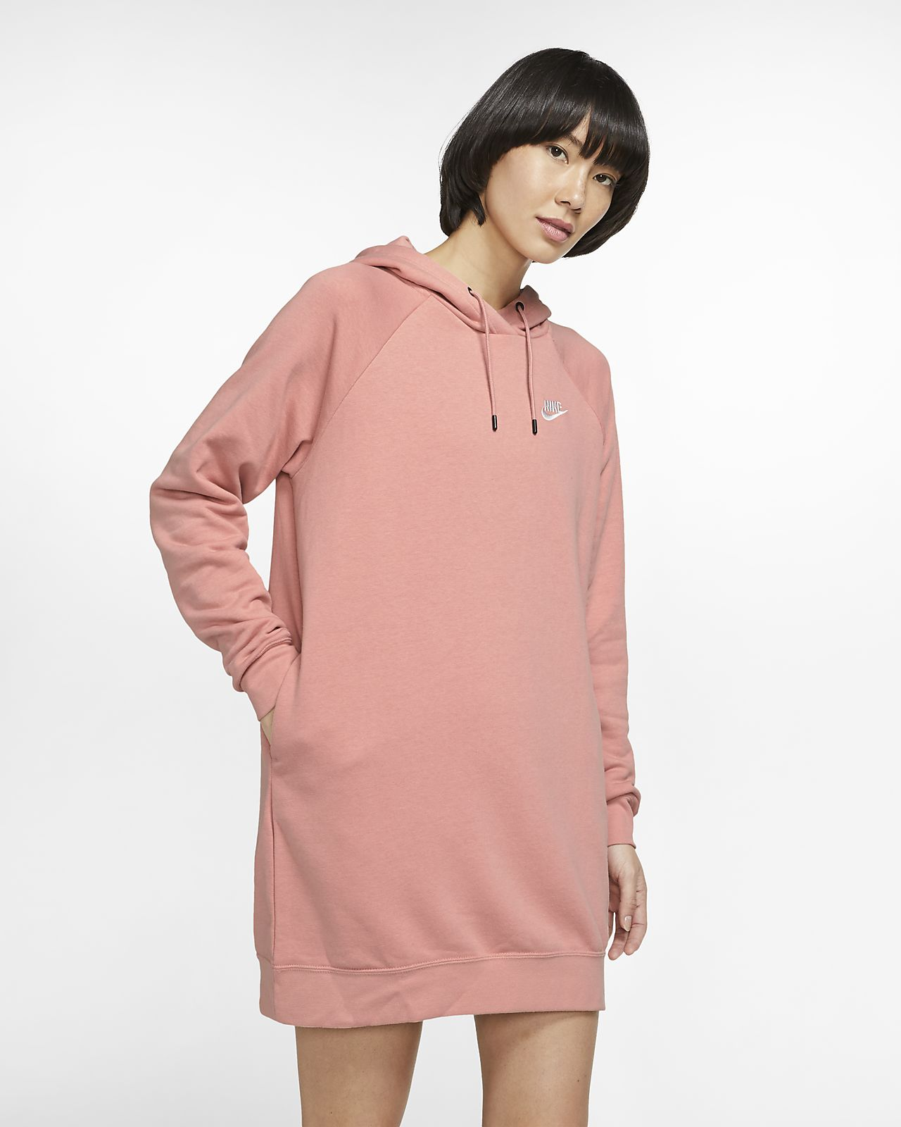 Abito in fleece Nike Sportswear Essential - Donna