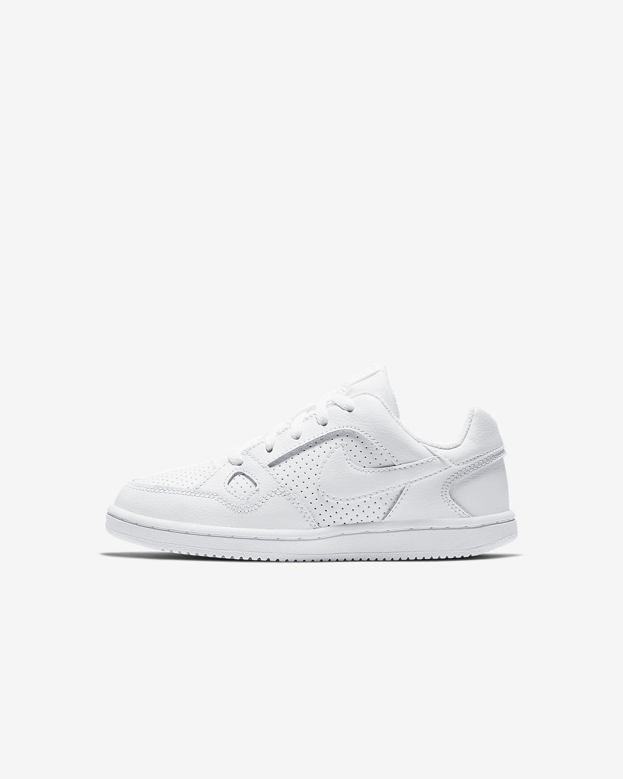 Calzado para niños talla pequeña Nike Son of Force