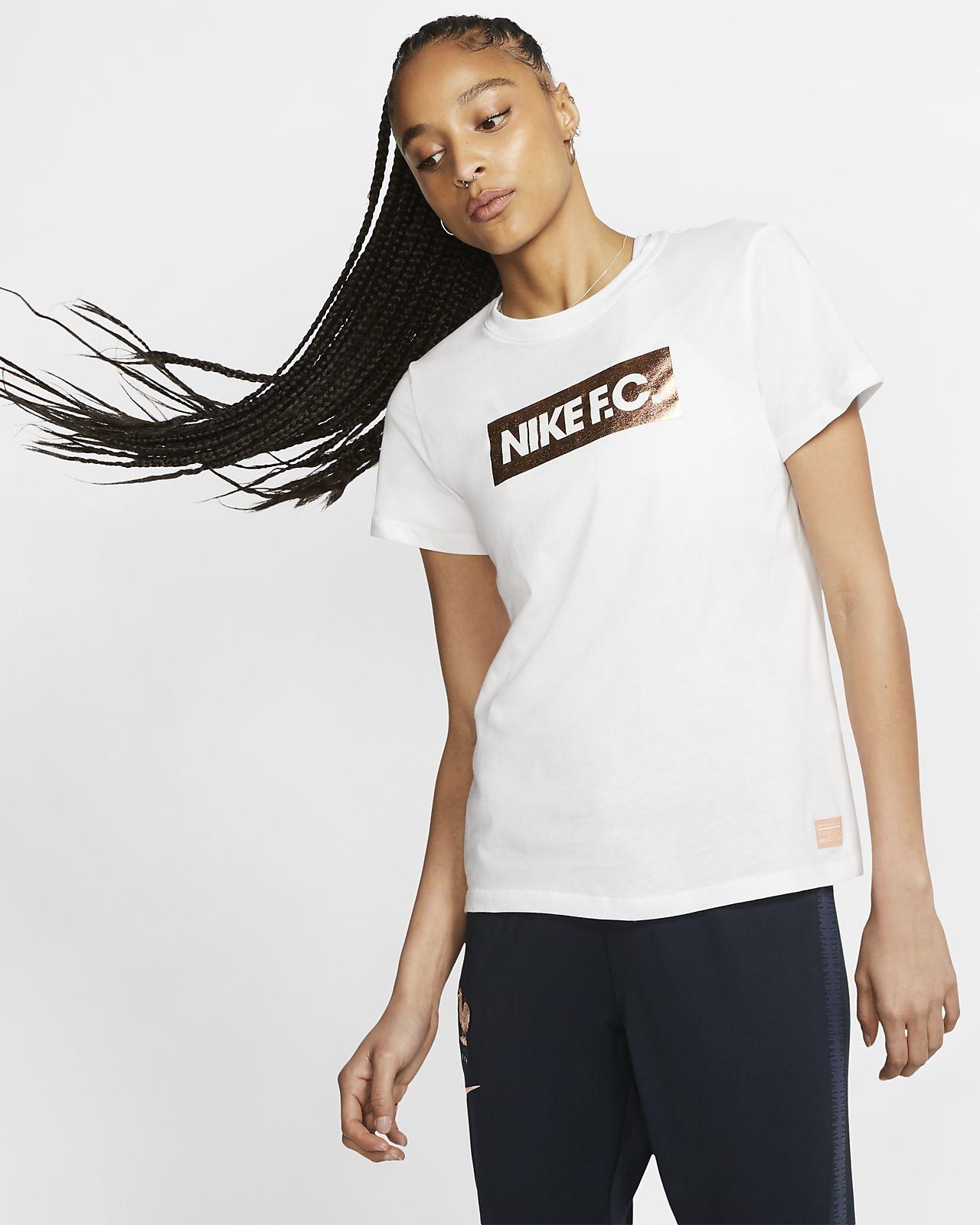 tee shirt nike long femme