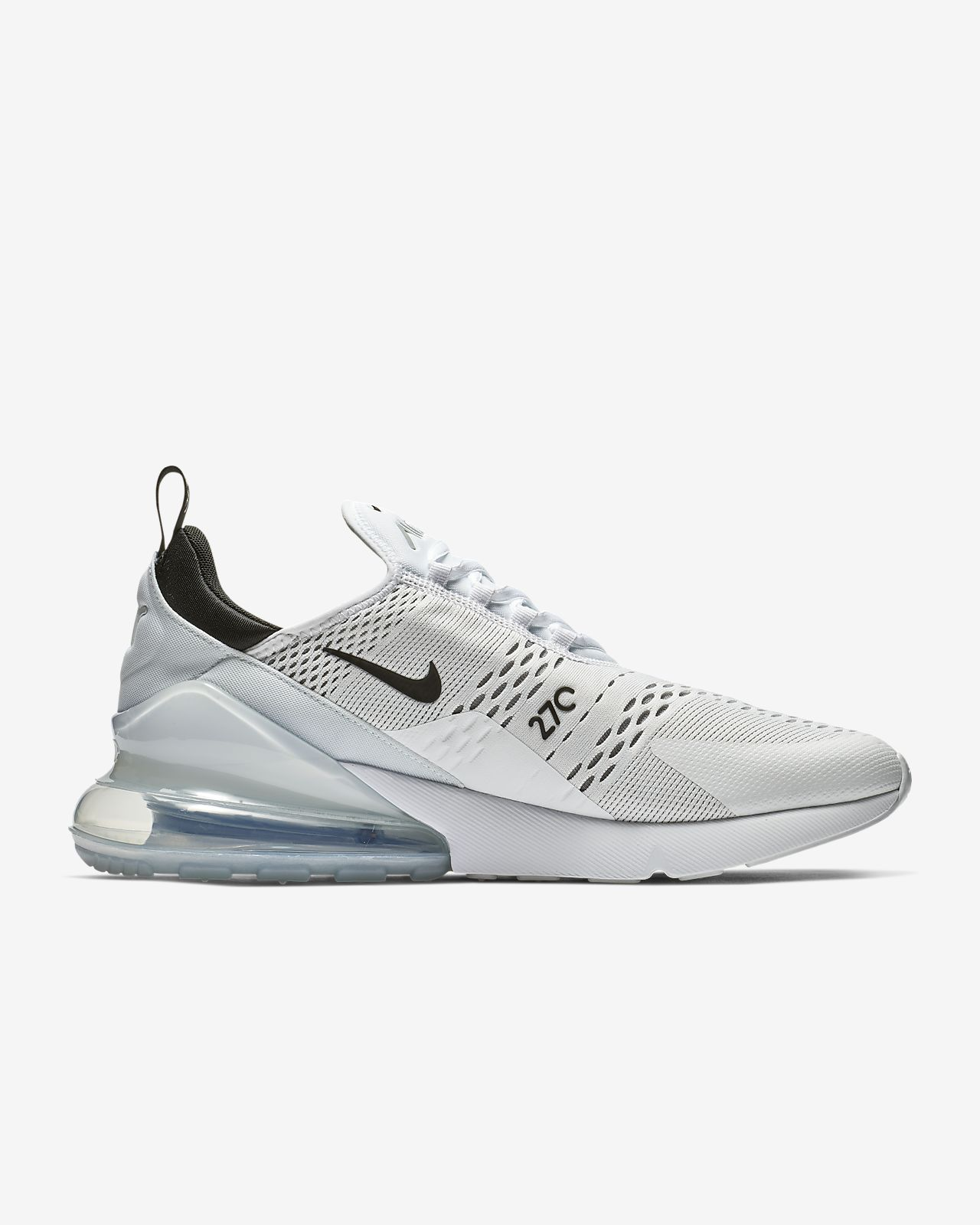 Off White X Nike Air Max 270 Black 2018 New Style in 2020