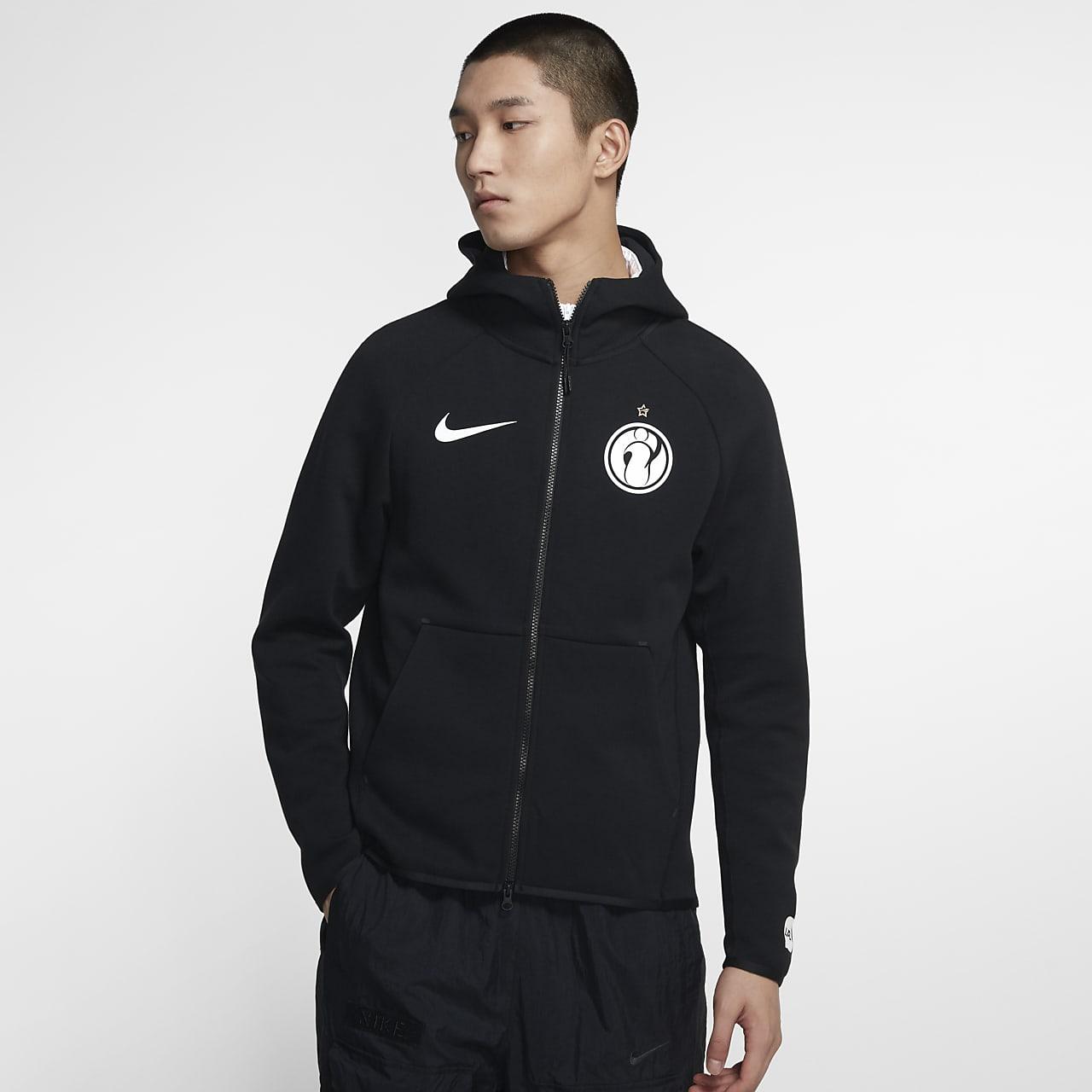 Nike X LPL 战队(IG)比赛男子连帽衫