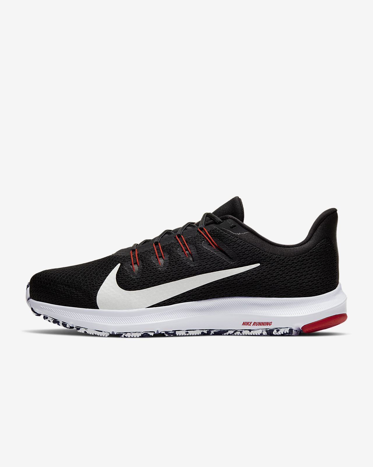 nike quest running hombre opiniones