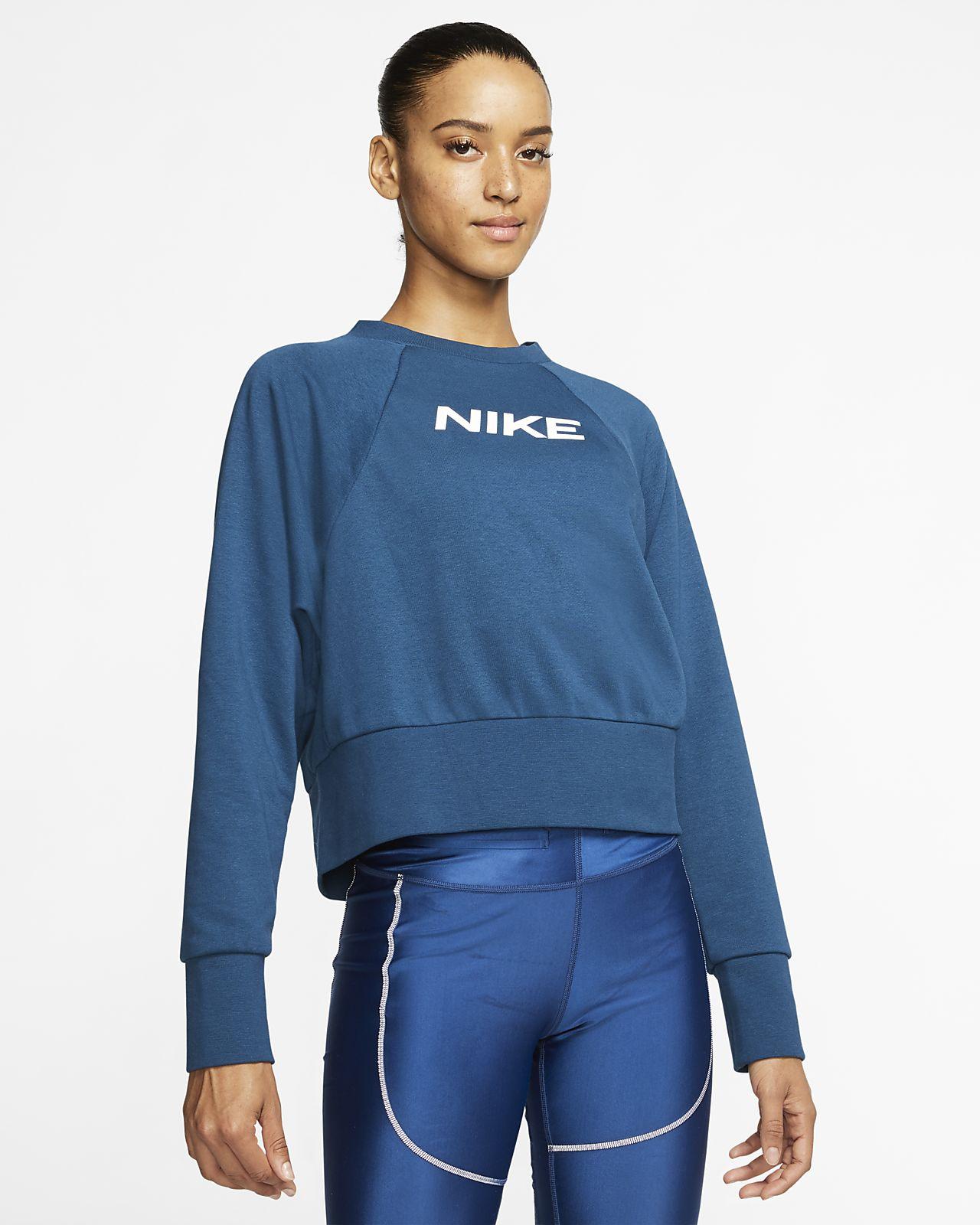 Nike Dri FIT Get Fit Sudadera de entrenamiento Mujer