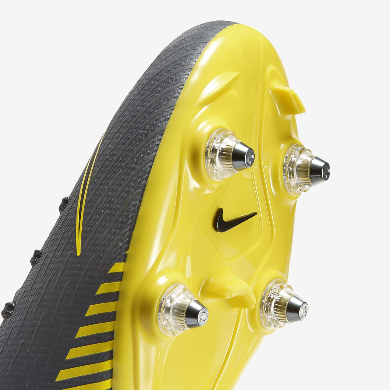 Chaussure de football à crampons pour terrain gras Nike Jr. Mercurial Superfly VI Academy SG PRO pour Jeune enfantEnfant plus âgé