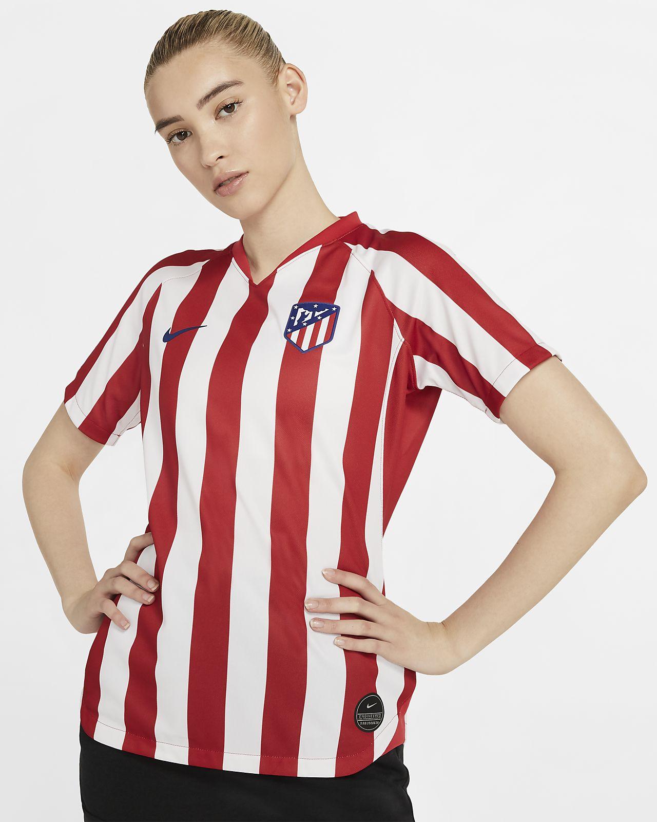 Atlético de Madrid 2019/20 Stadium Home Kadın Futbol Forması