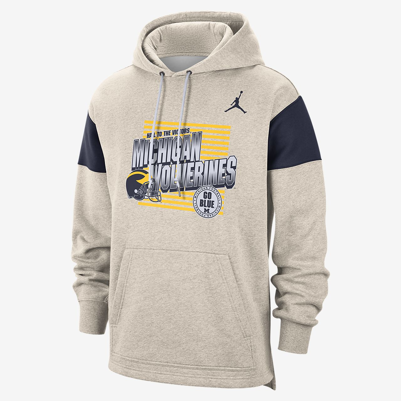 Jordan College (Michigan) Men's Pullover Hoodie