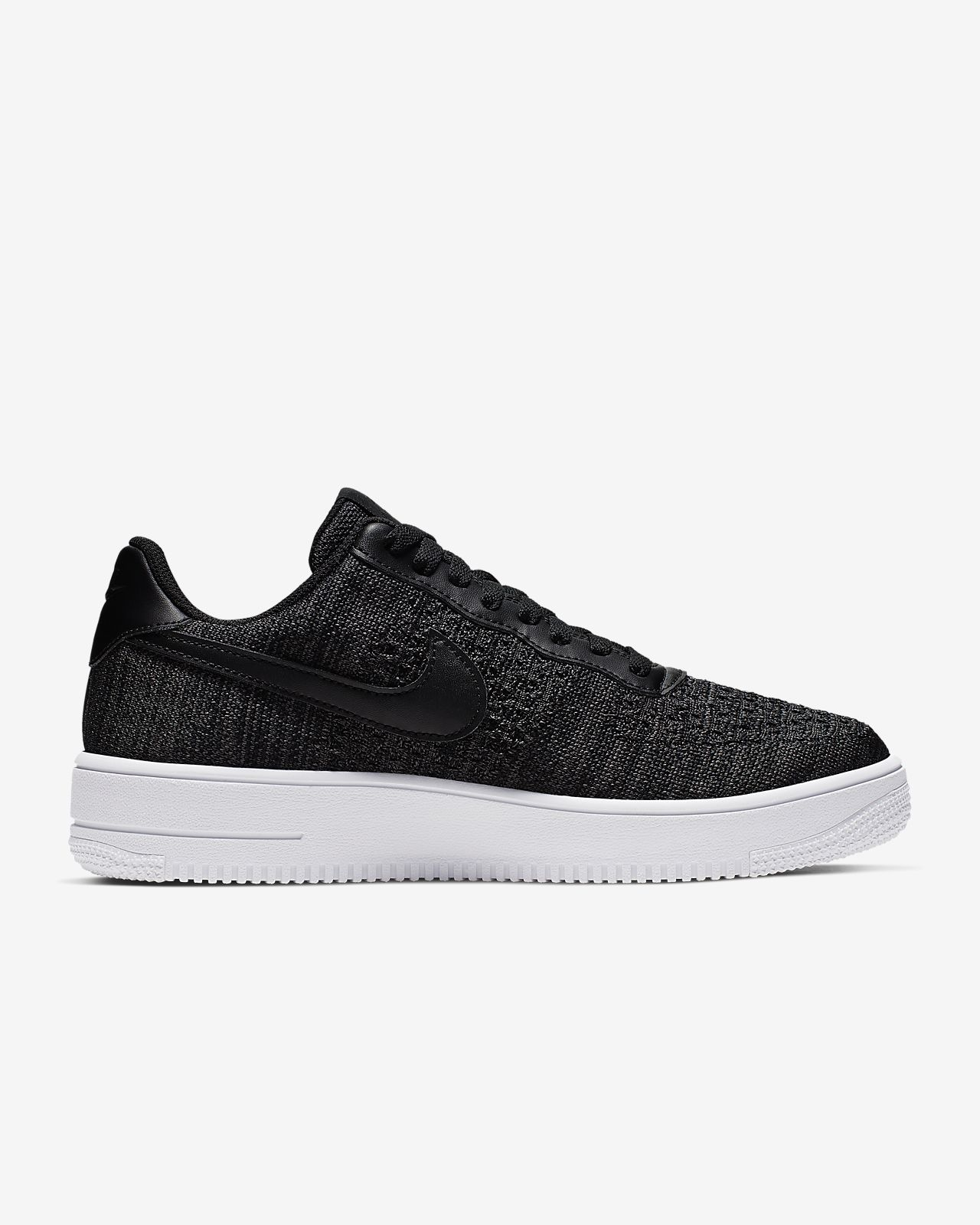 air force 1 flyknit nere
