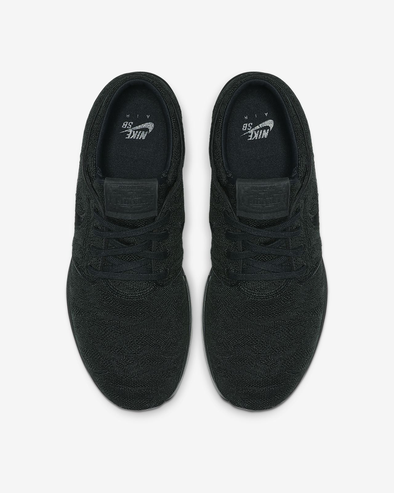 nike air max janoski triple black