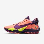 Bright Mango/Volt/Grand Purple/Red Plum
