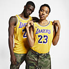 Lakers Icon Edition 2020 Nike NBA Swingman Jersey. Nike.com