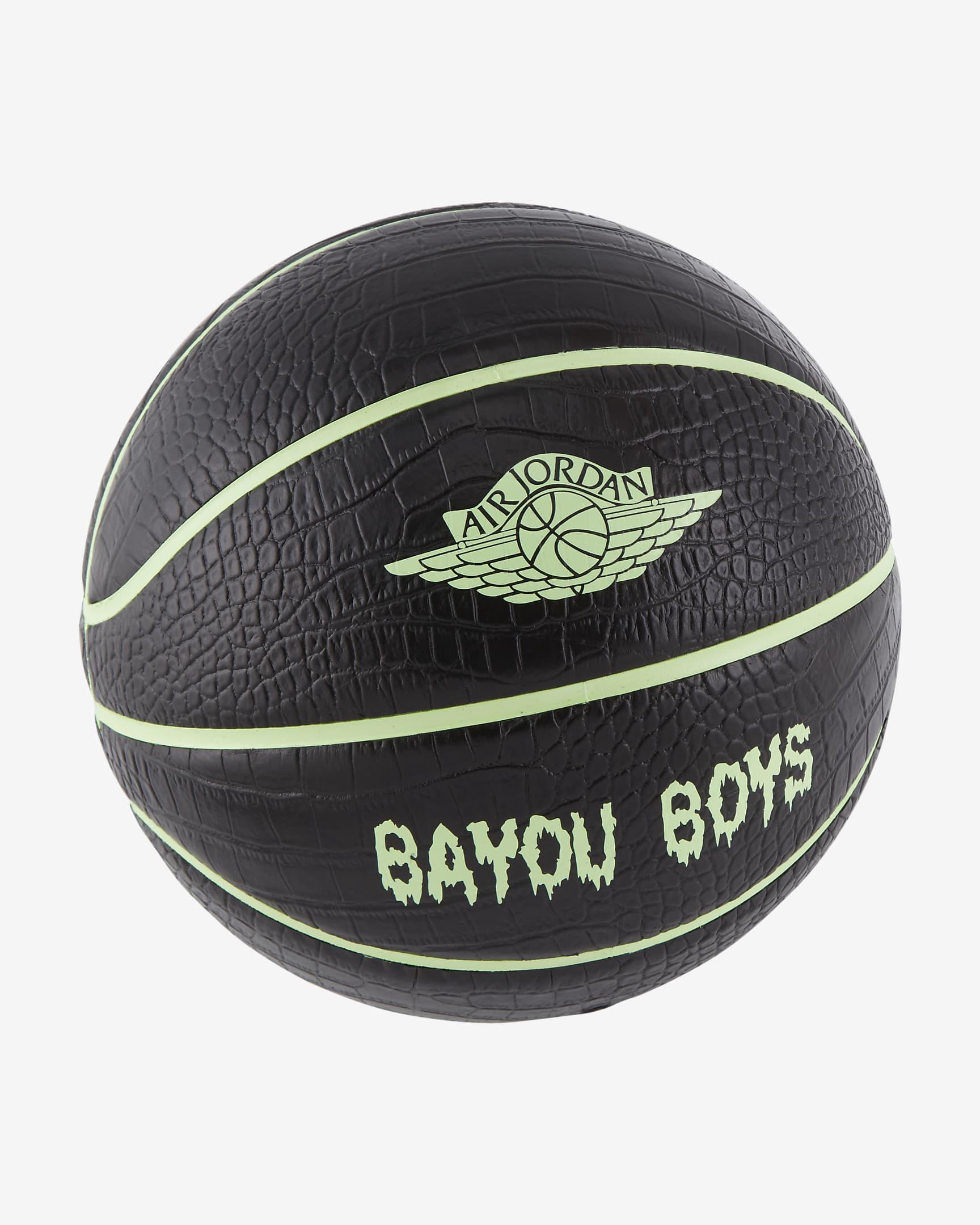 Jordan X Bayou Boys Basketball, Size: 7