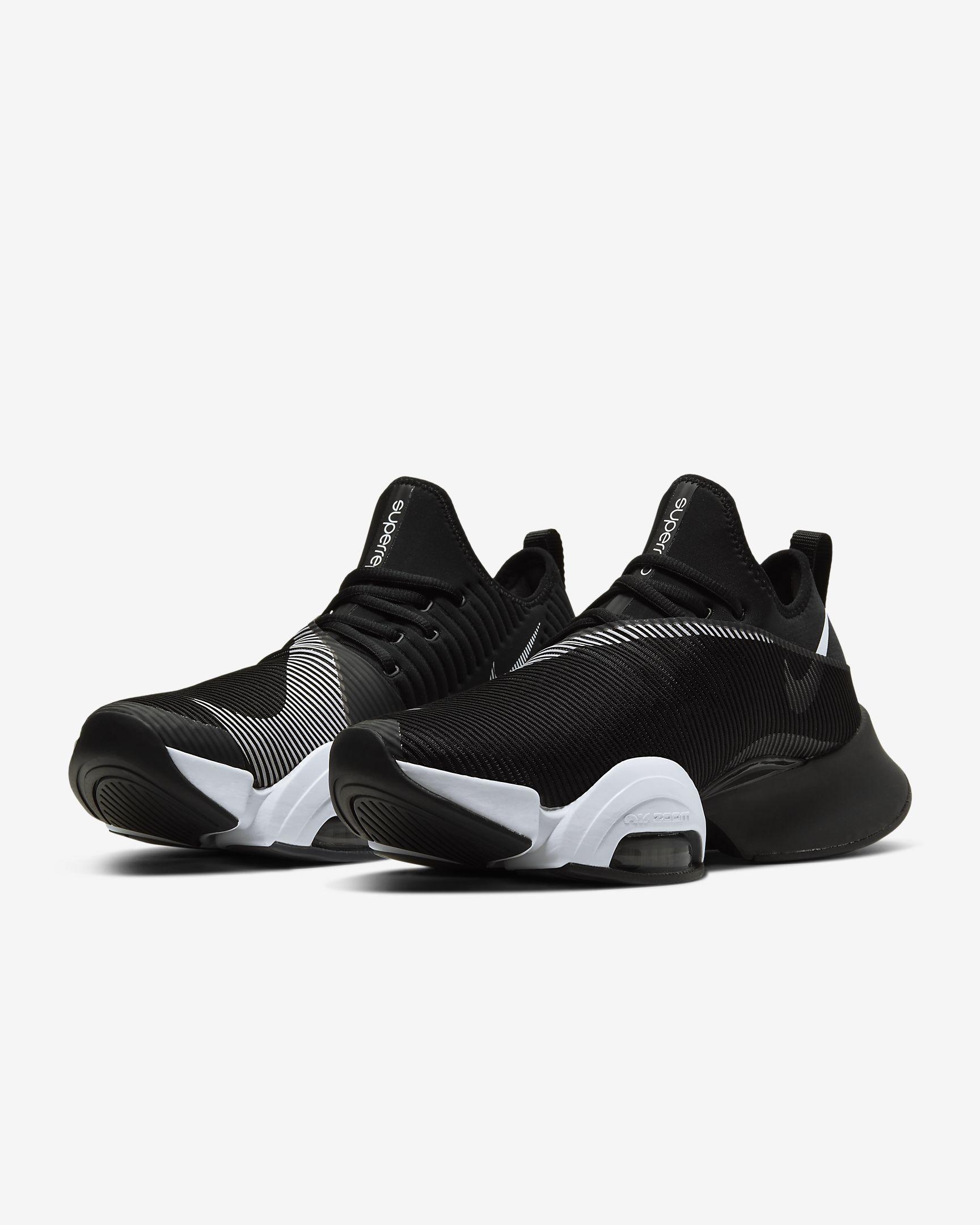 Nike 耐克 Air Zoom SuperRep 男子训练鞋 凑单折后¥463.2包邮