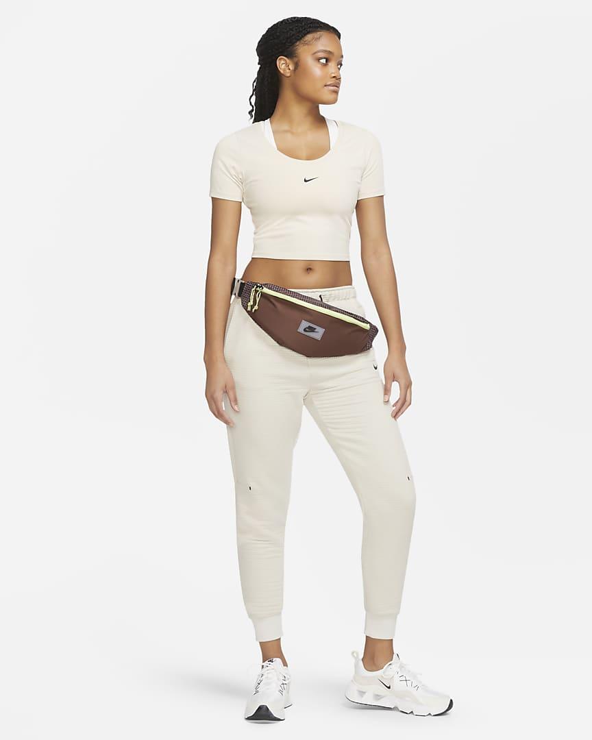 Nike Sportswear Heritage Hip Pack Light Chocolate/Brown Basalt/Black